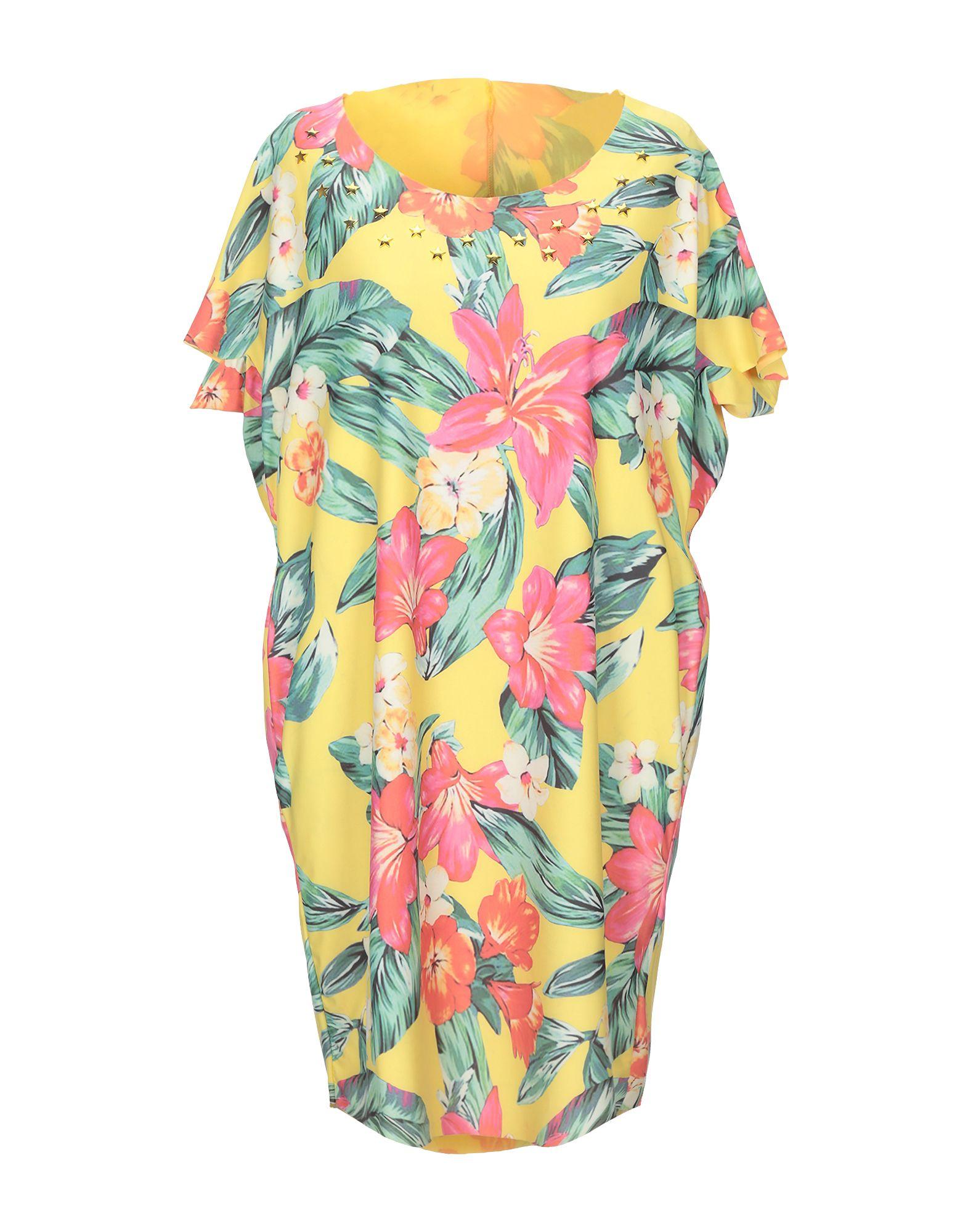 LA FILLE des FLEURS Короткое платье