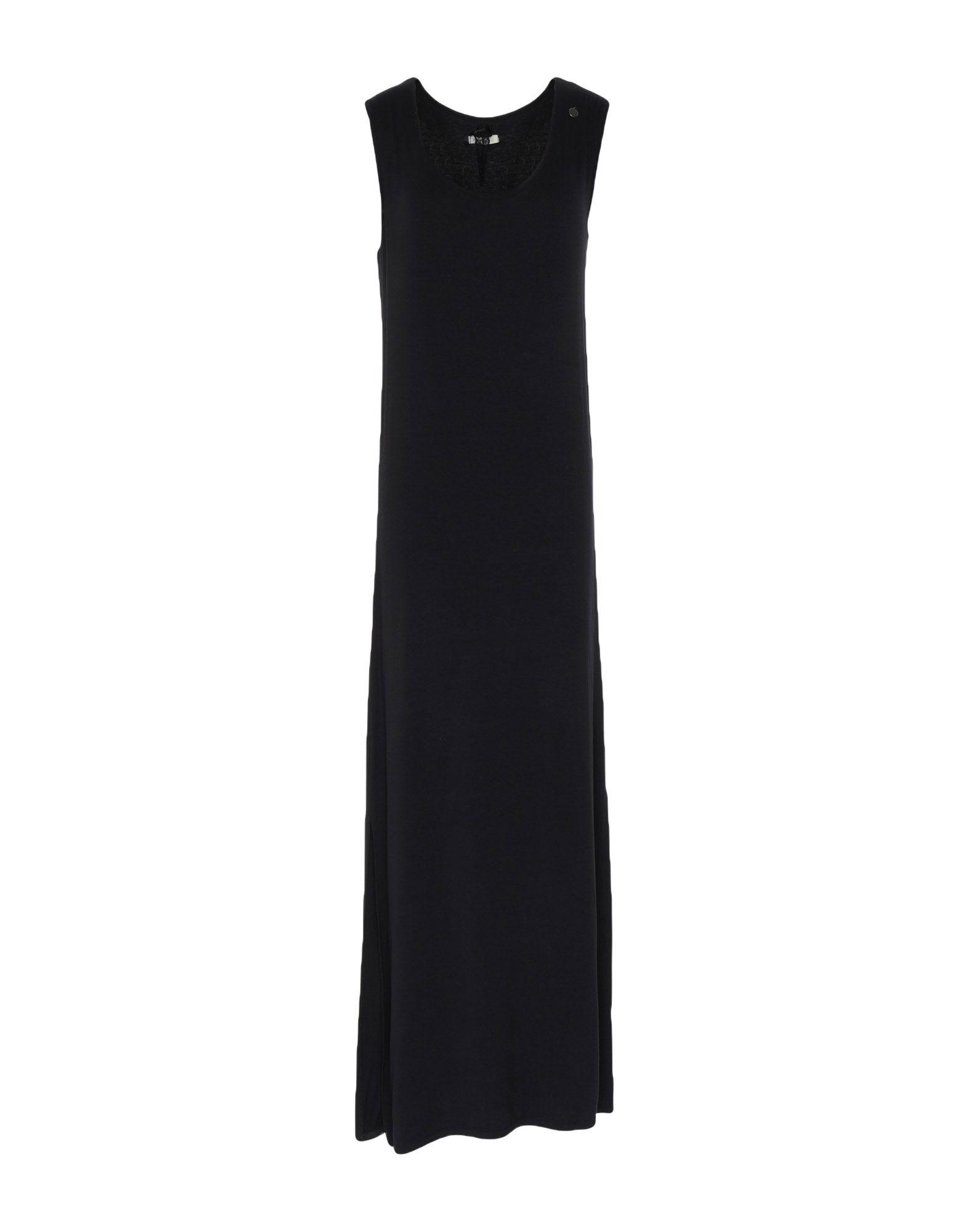 FRACOMINA Длинное платье платье пуловер длинное obas dress