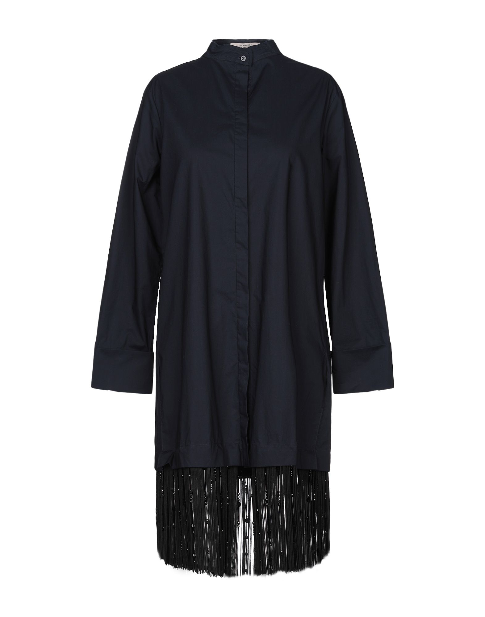 DOROTHEE SCHUMACHER Короткое платье платье рубашка fox yulia sway платье рубашка fox
