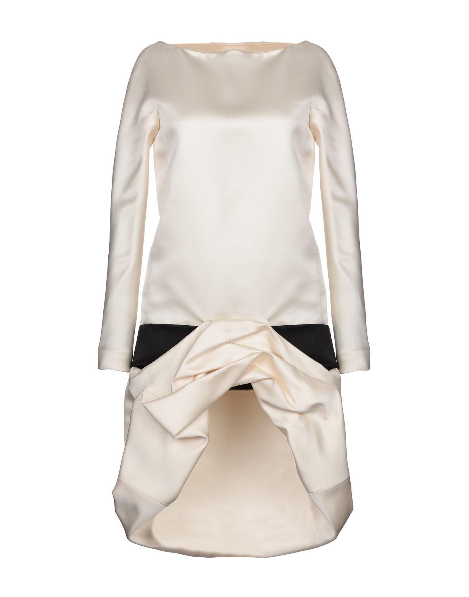 GIAMBATTISTA VALLI Короткое платье giambattista valli платье с открытой спиной