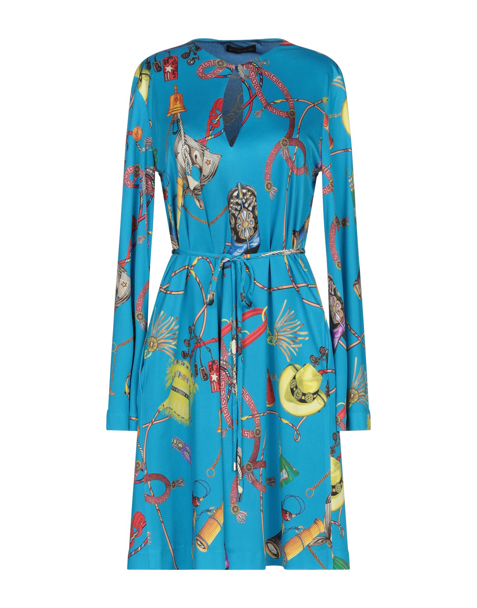 ETRO Короткое платье fornarina короткое платье