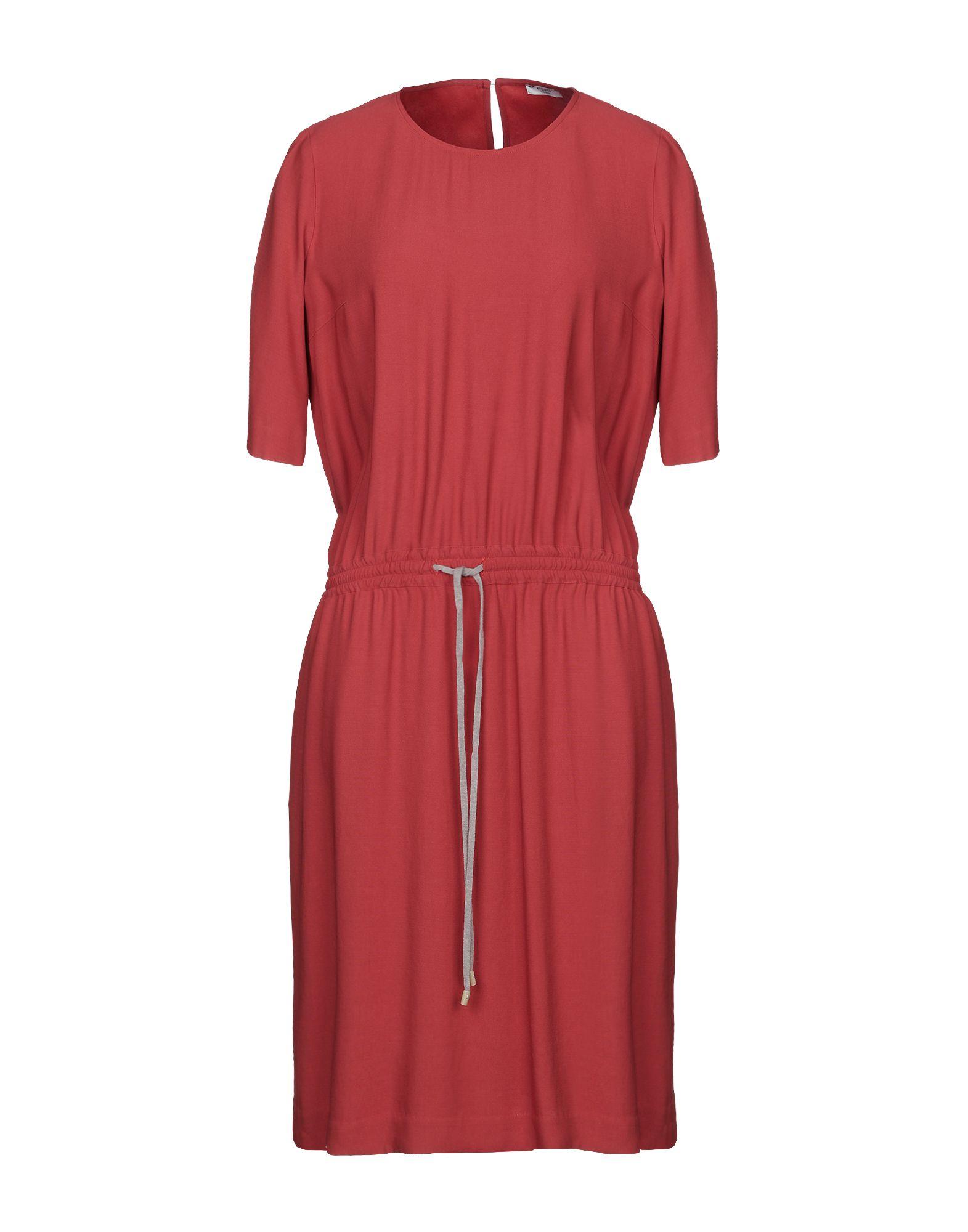 PESERICO Платье до колена cherie rouge платье до колена