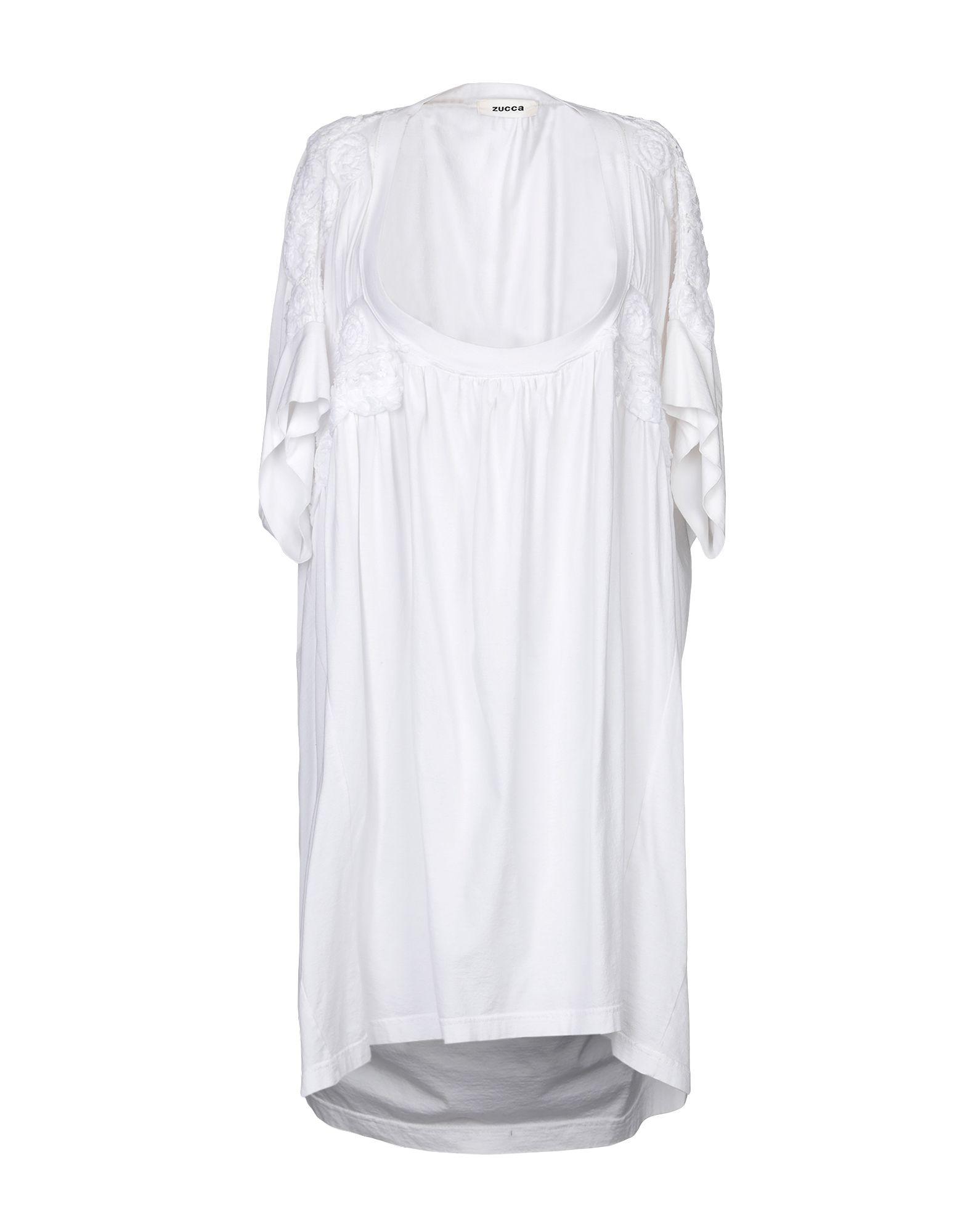 ZUCCA Платье до колена недорго, оригинальная цена