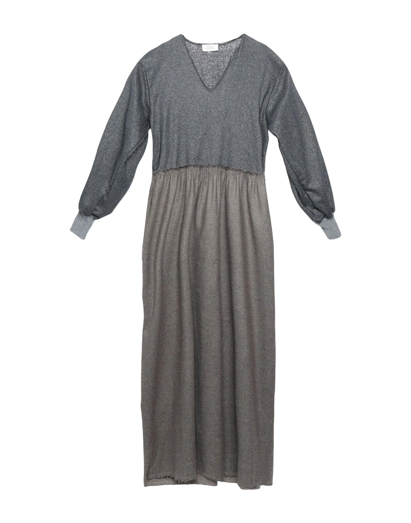 IVORIES Длинное платье ivories короткое платье