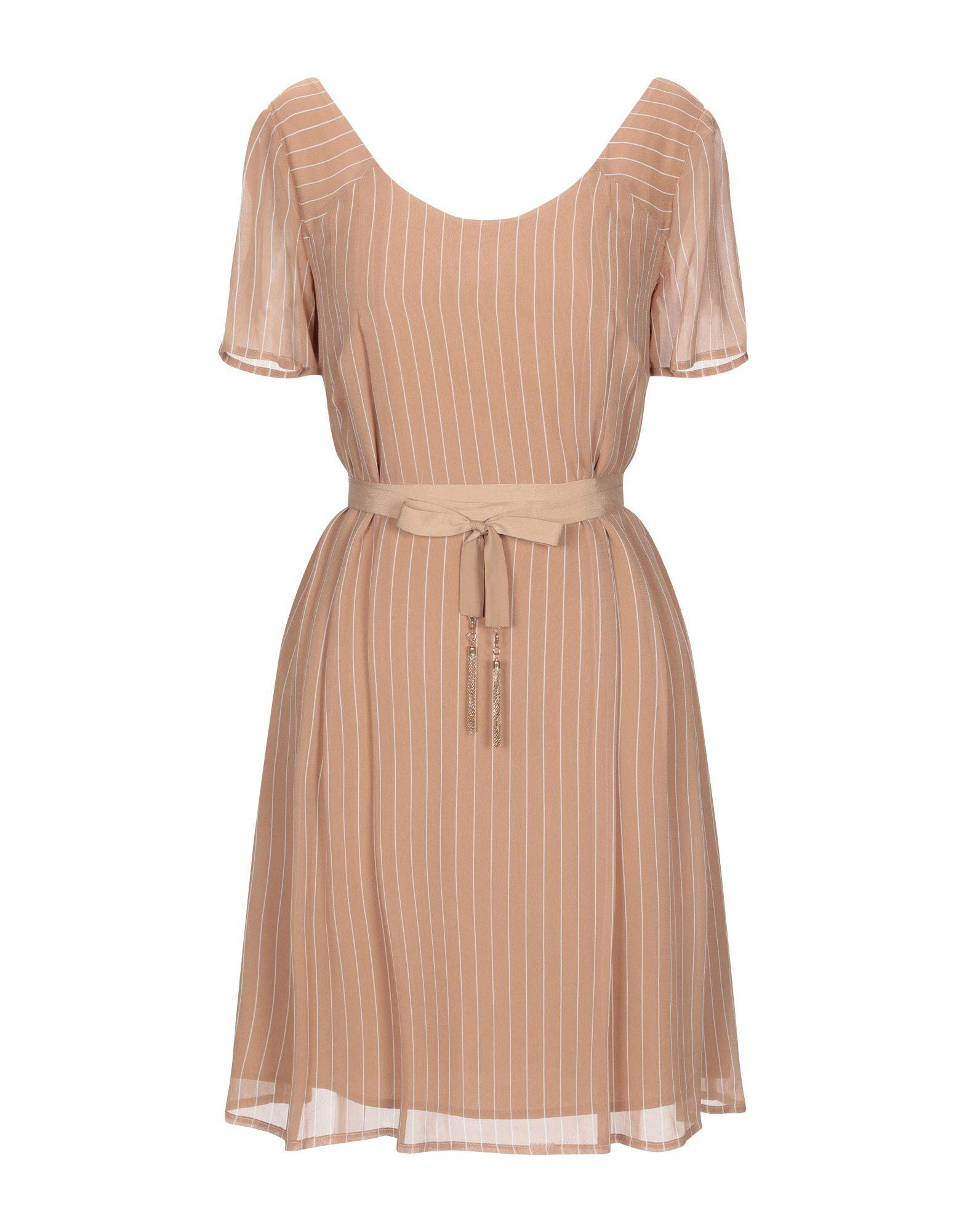купить PATRIZIA PEPE Короткое платье по цене 7100 рублей