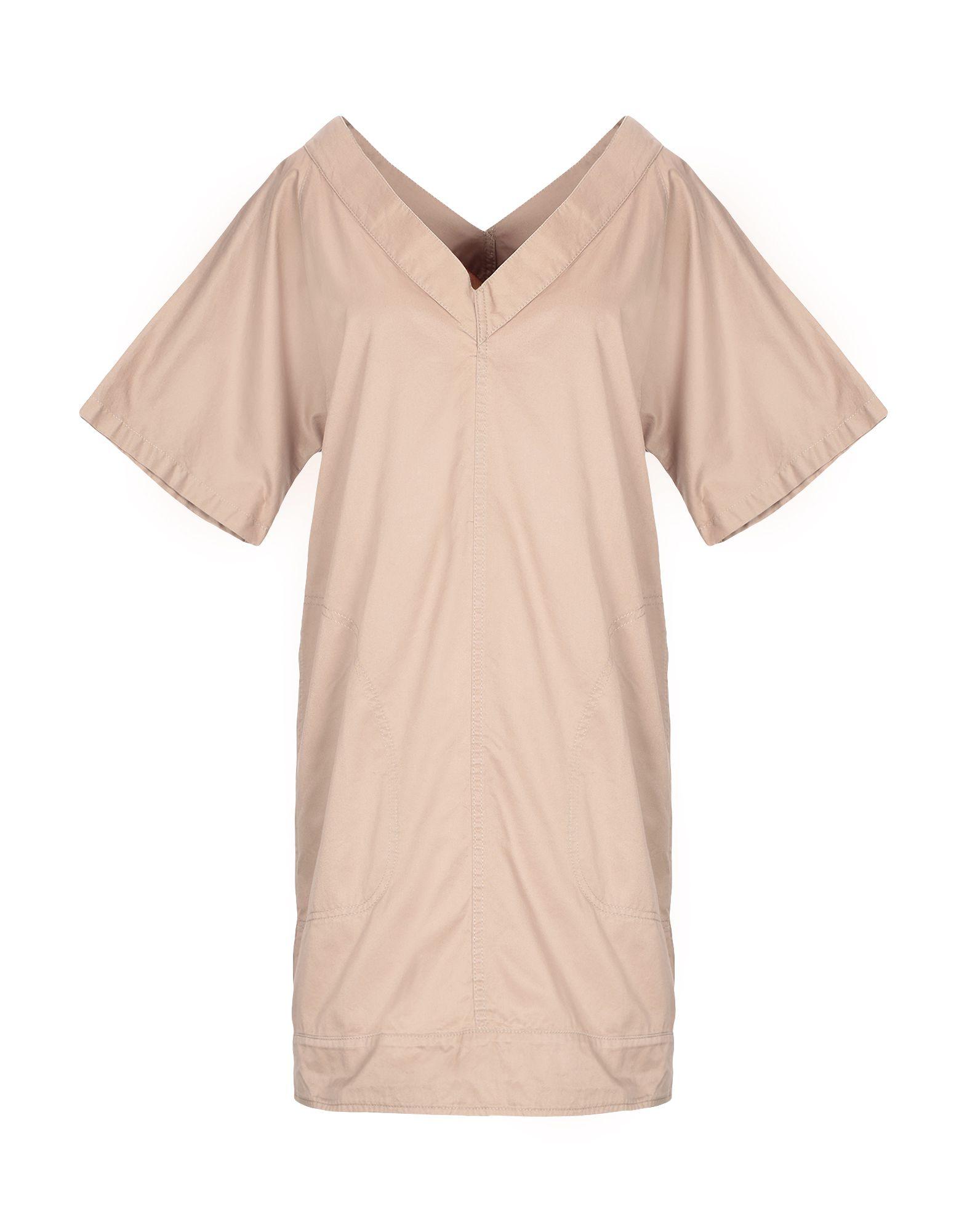 ZUCCA Короткое платье недорго, оригинальная цена