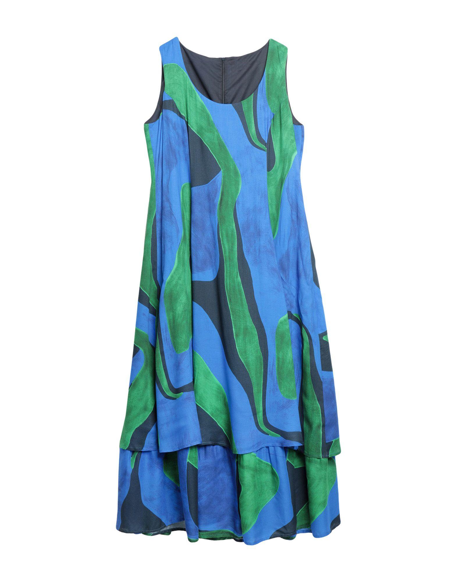 ÉCLÀ Длинное платье prism длинное платье