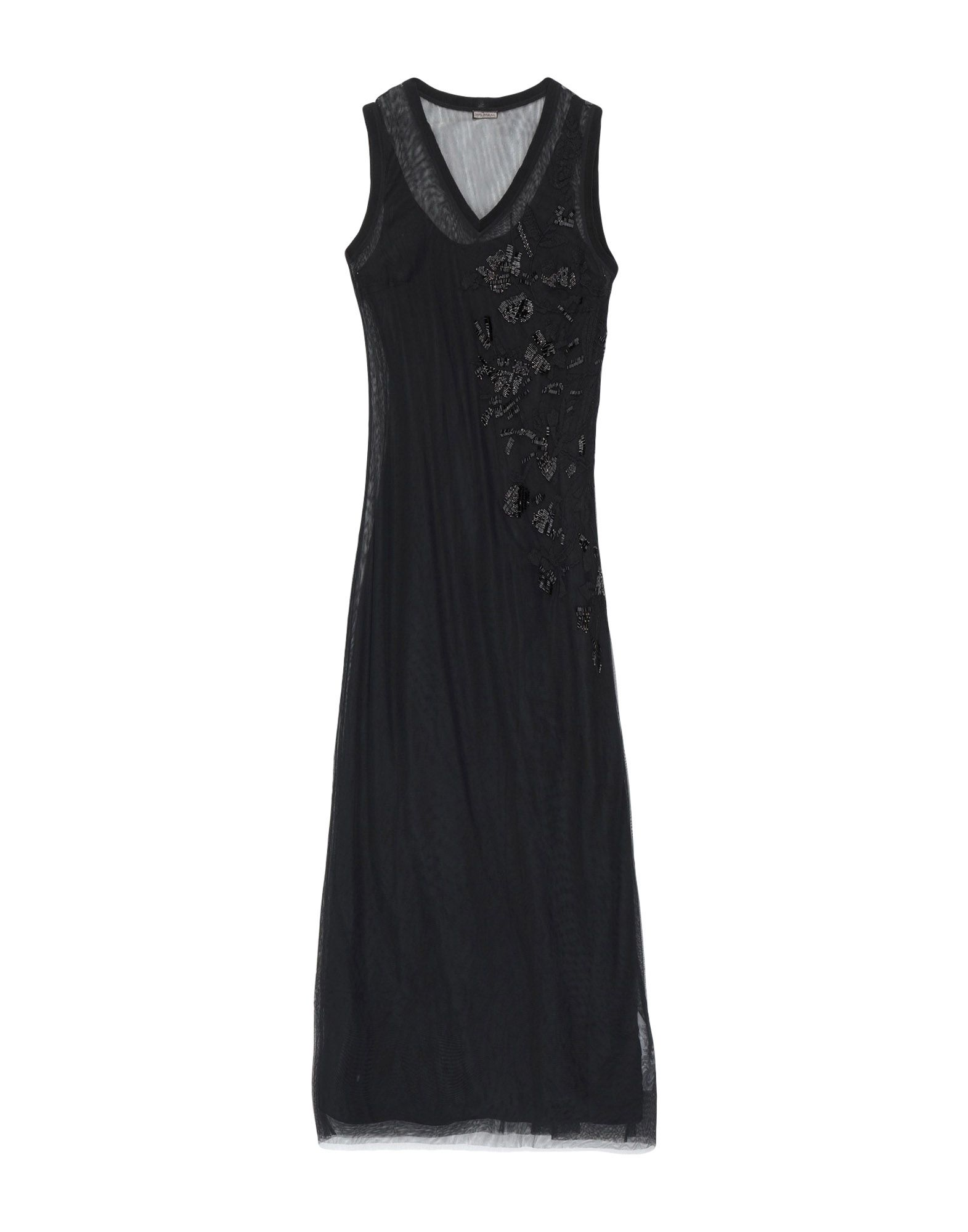 MALÌPARMI Длинное платье oz10 длинное платье