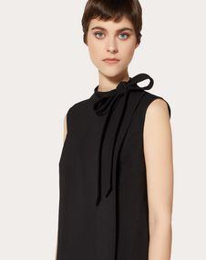 Double Comfort Crêpe Dress