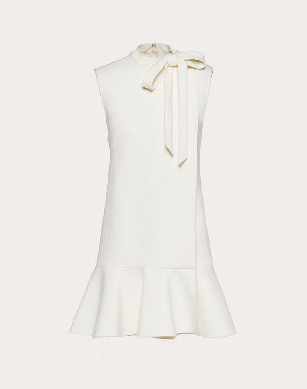 Платье из ткани Double Comfort Crepe