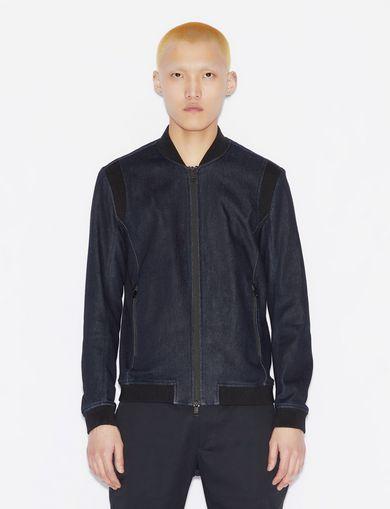 5b8503fc40d Armani Exchange Men s Coats   Jackets