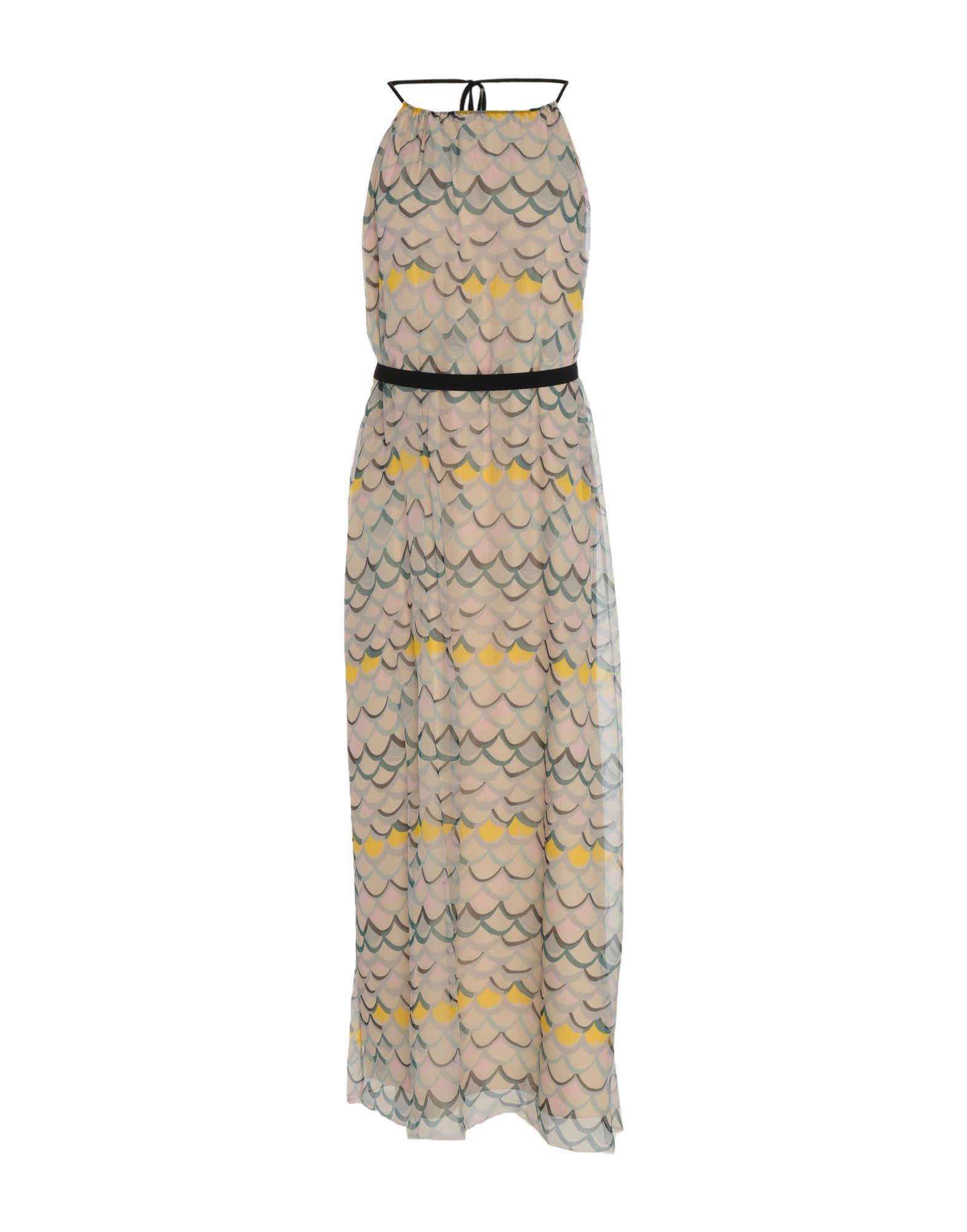 M MISSONI Длинное платье mu длинное платье