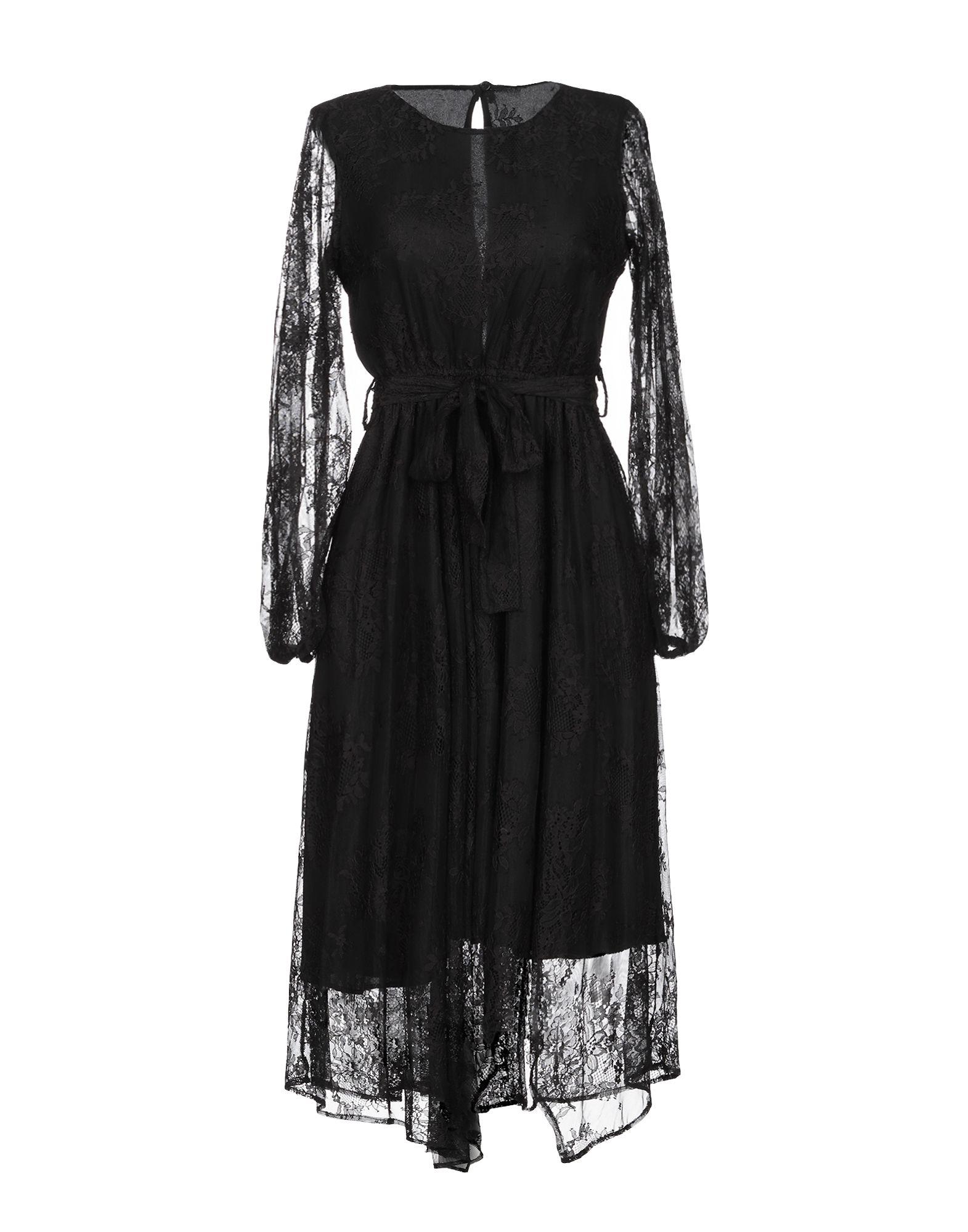 лучшая цена KAOS Платье до колена