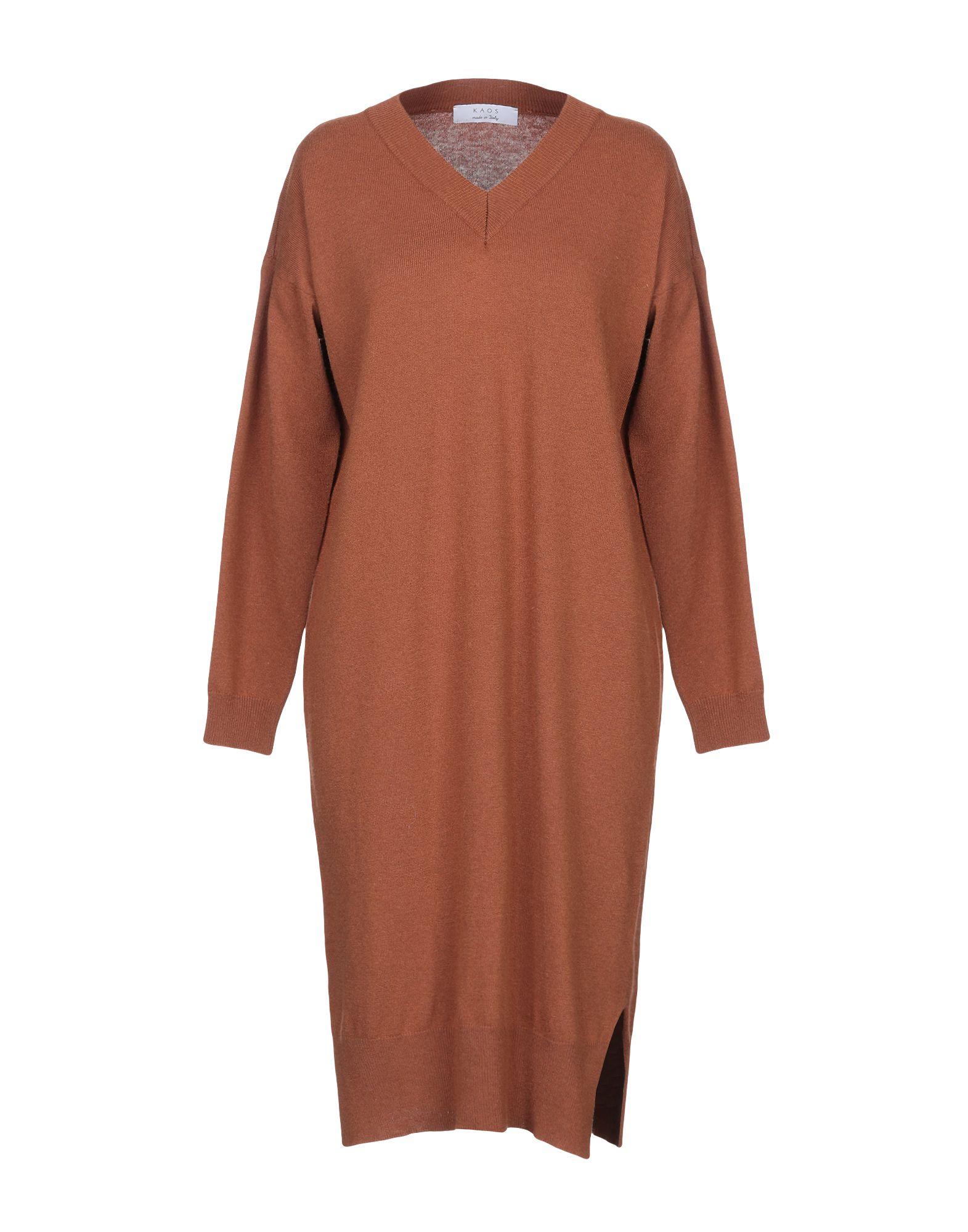 KAOS Короткое платье fornarina короткое платье