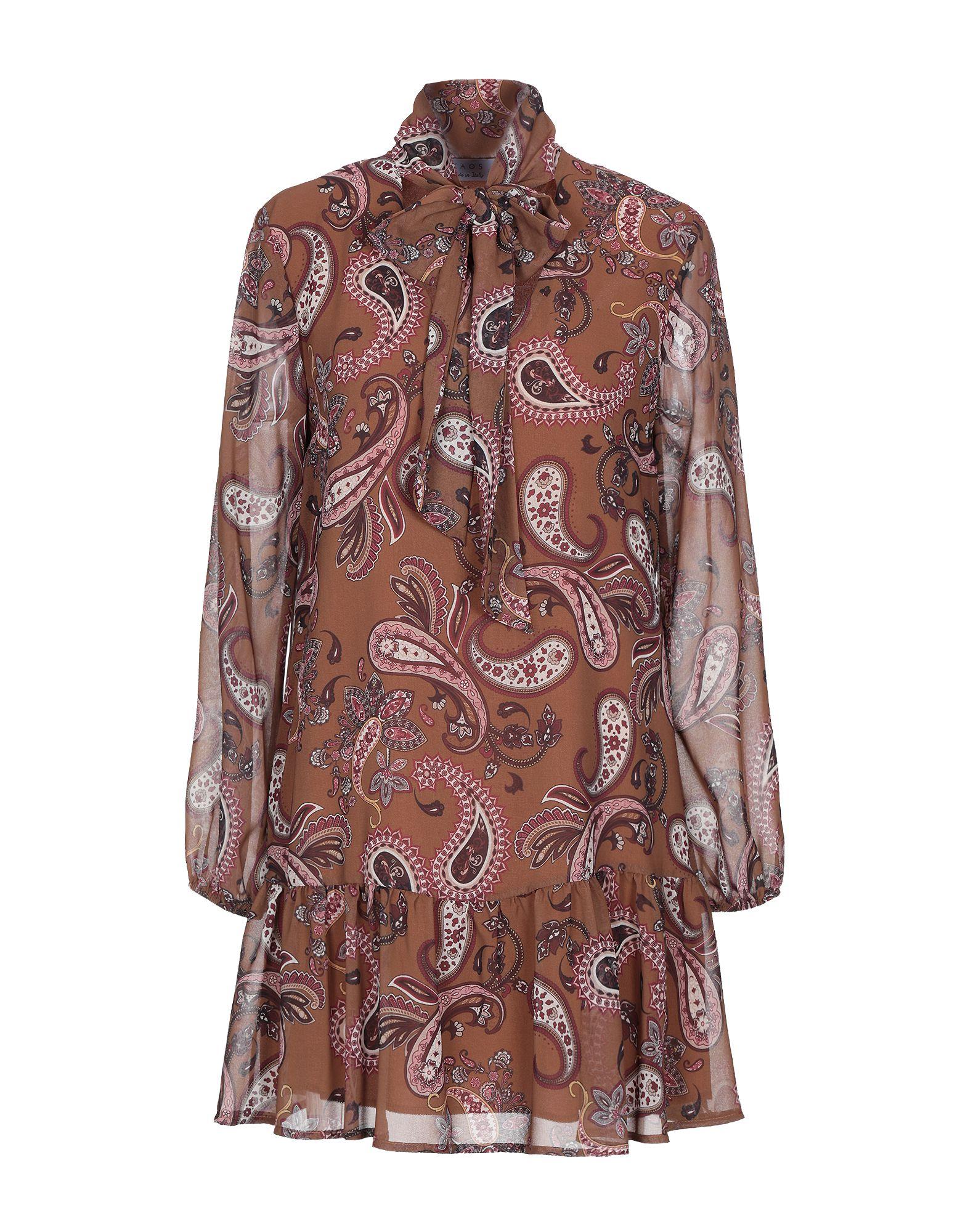 KAOS Короткое платье magazzini del sale короткое платье