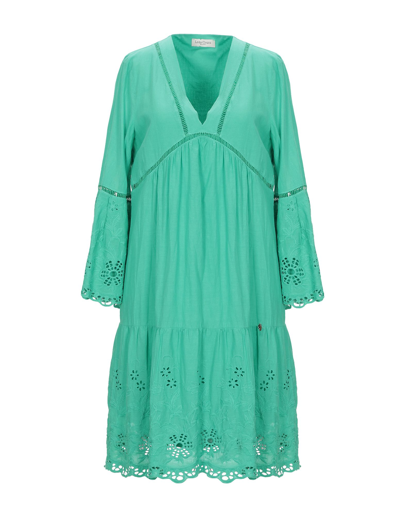 LINEA CINQUE Короткое платье цена