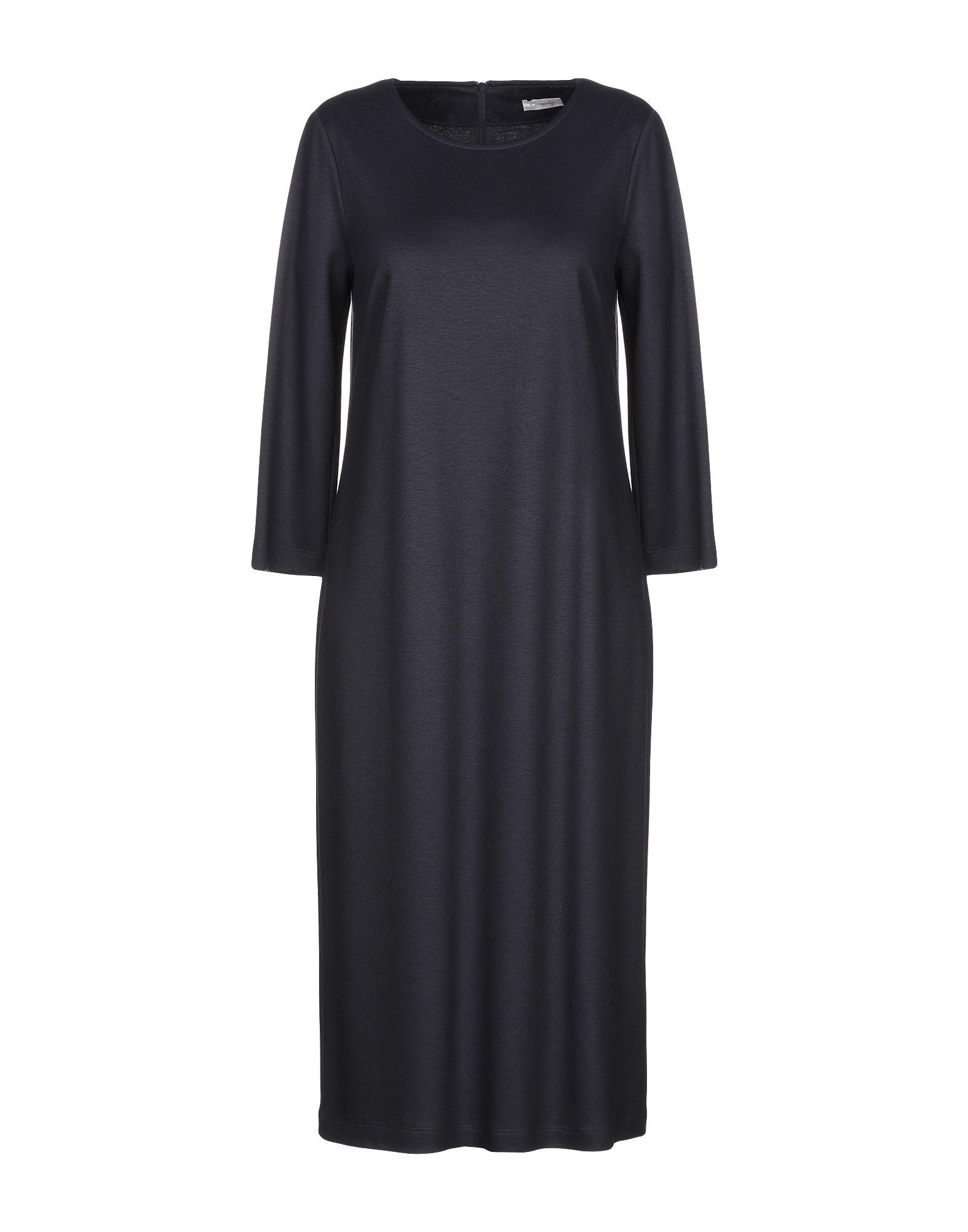 CAPPELLINI by PESERICO Платье длиной 3/4 цена 2017
