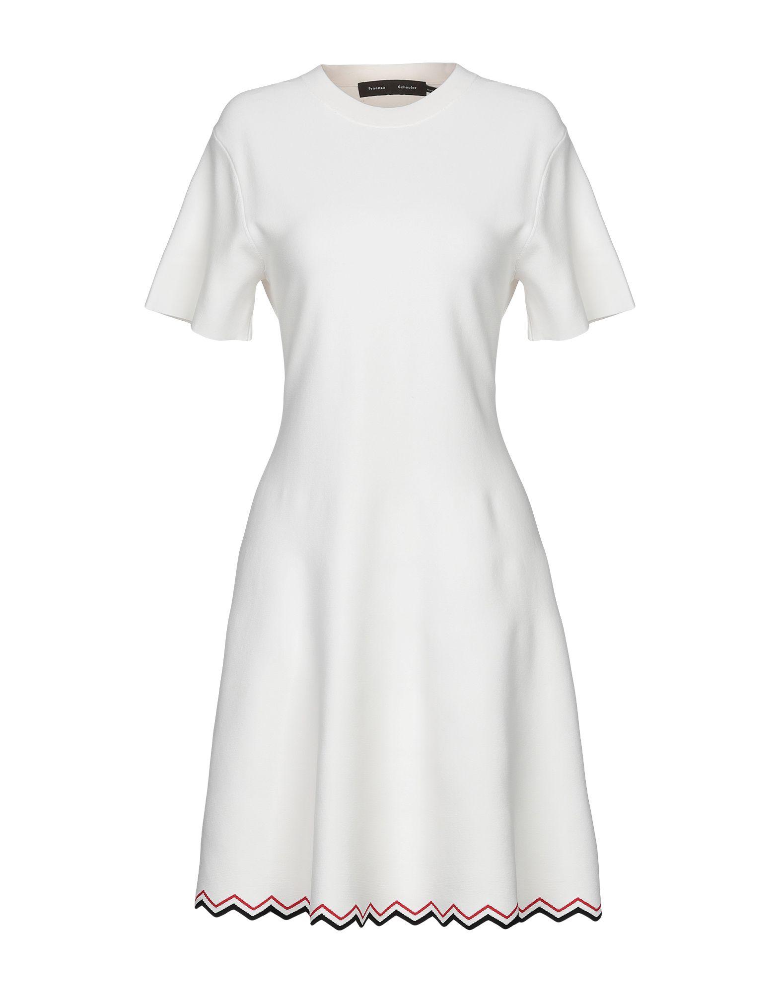PROENZA SCHOULER Короткое платье proenza schouler майка