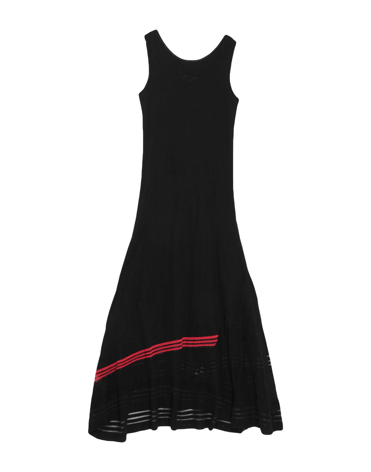 Y-3 Длинное платье