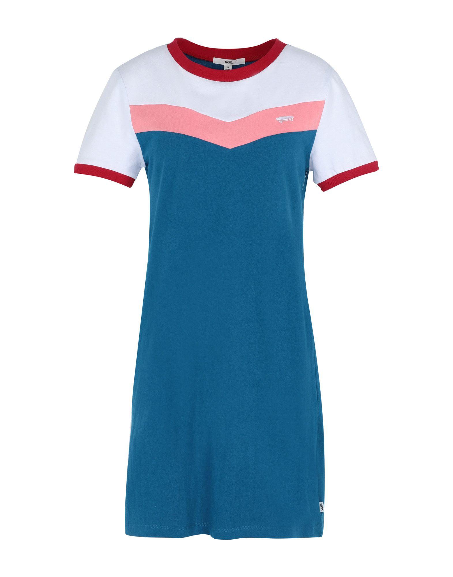 VANS Короткое платье платье vans vans va984ewgdbw2