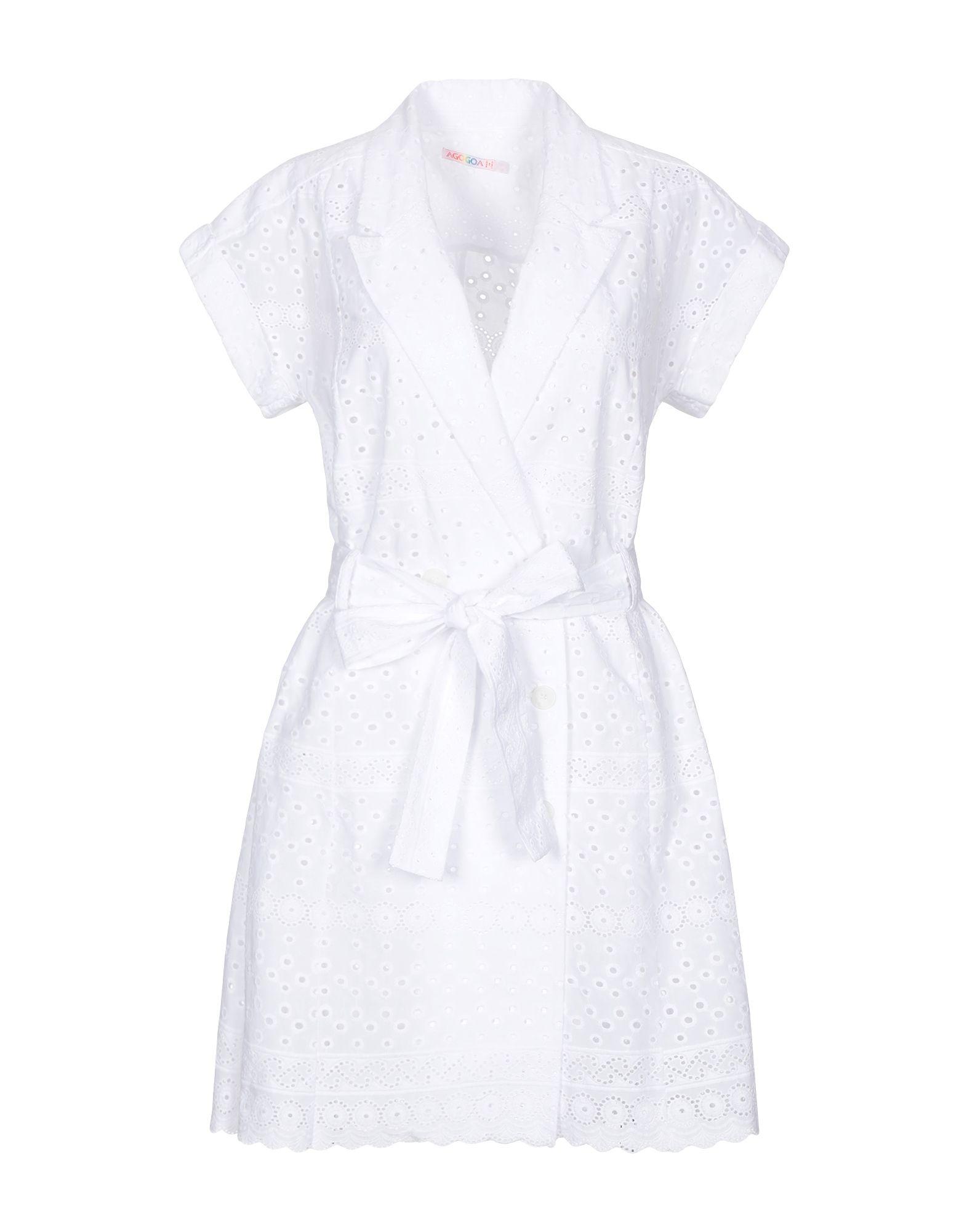 AGOGOA Короткое платье