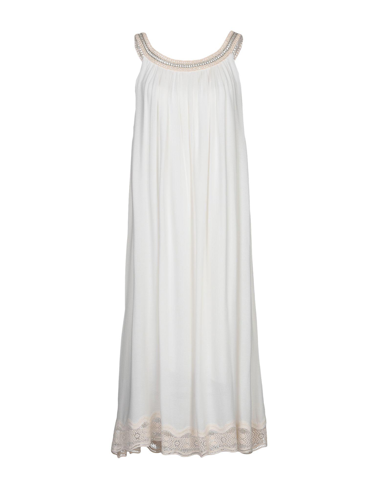 SUNCOO Платье до колена muveil платье до колена