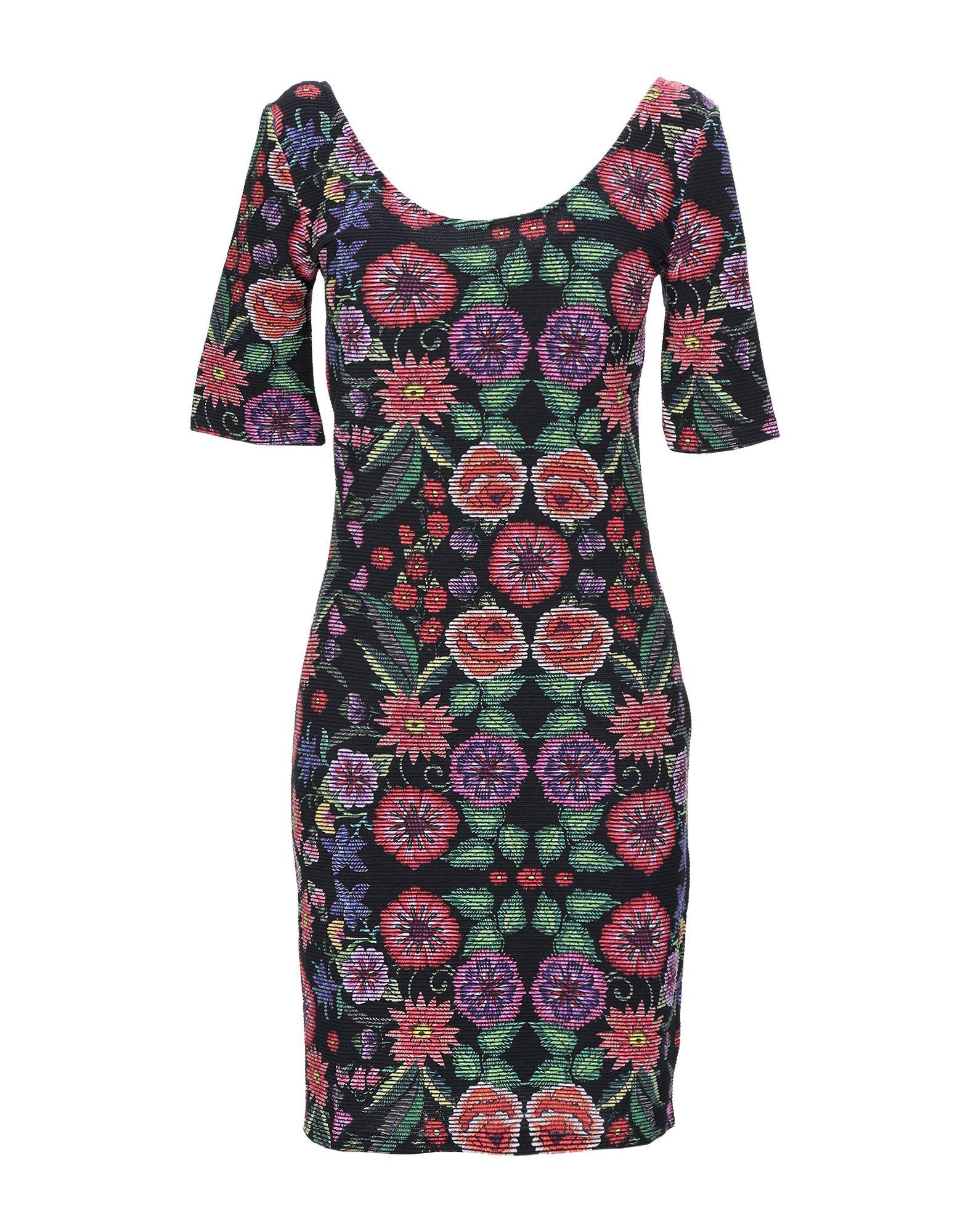 DESIGUAL Короткое платье цена 2017
