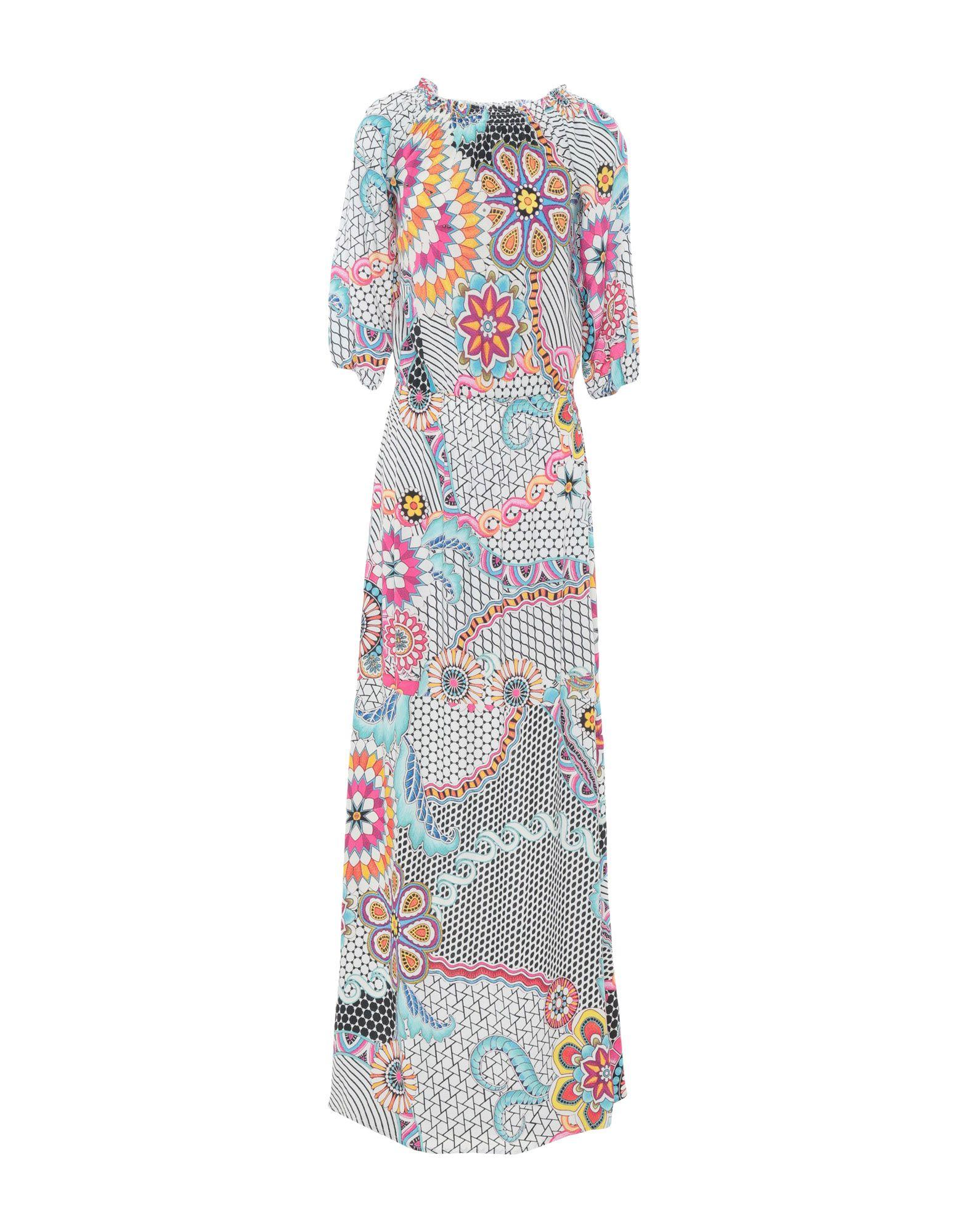 DESIGUAL Длинное платье oz10 длинное платье