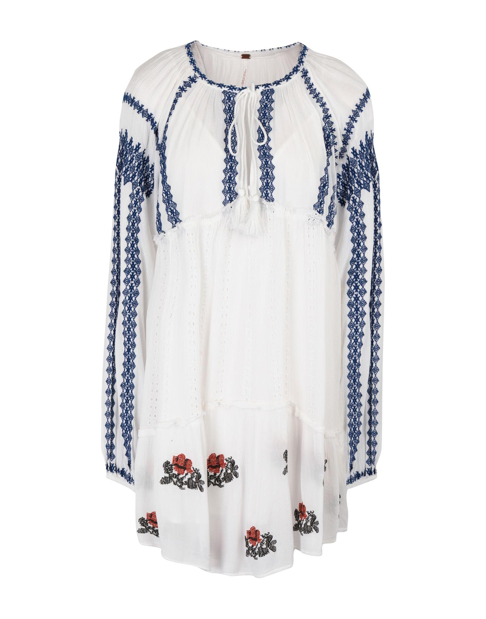 FREE PEOPLE Короткое платье fornarina короткое платье