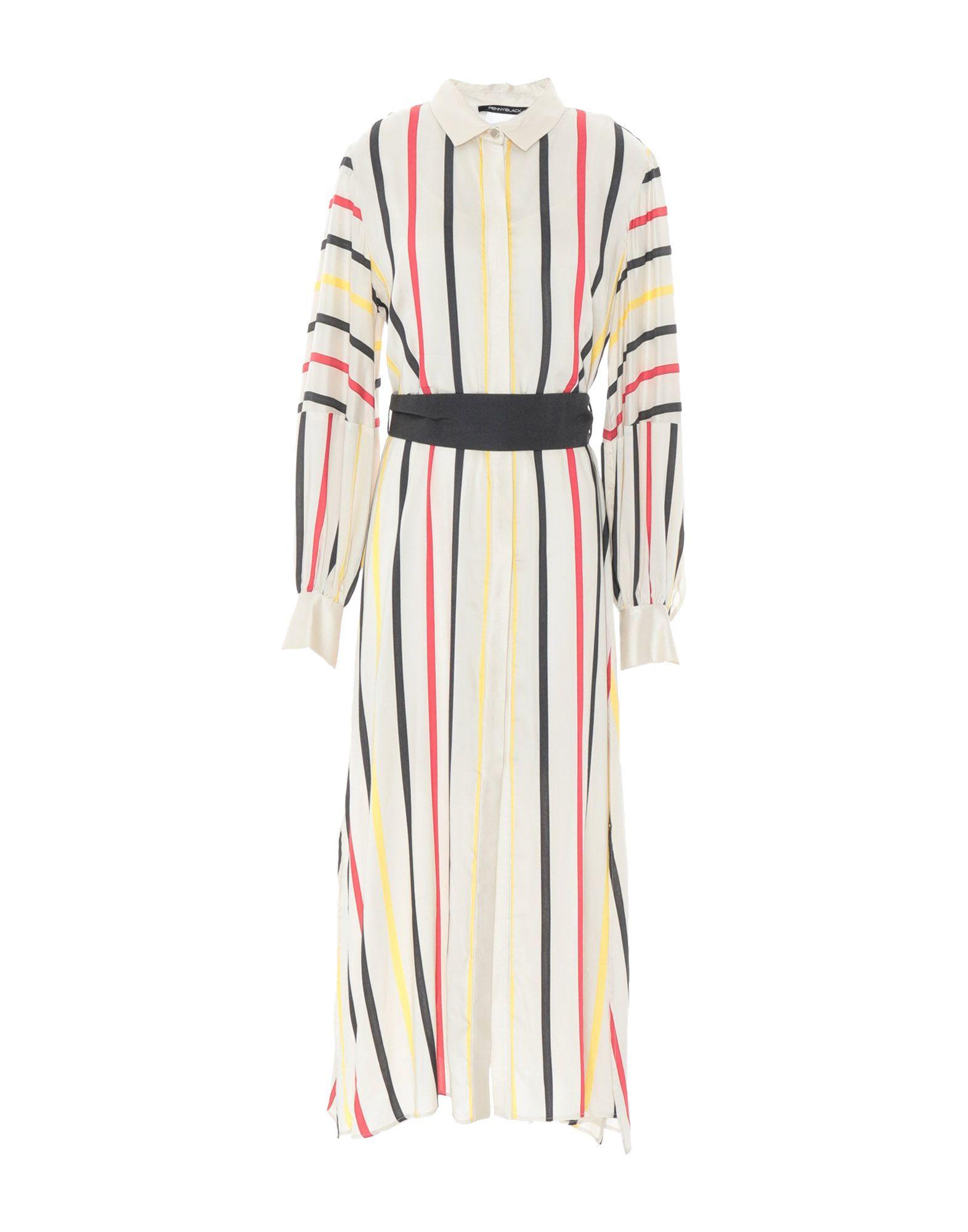 PENNYBLACK Платье длиной 3/4 pennyblack платье длиной 3 4