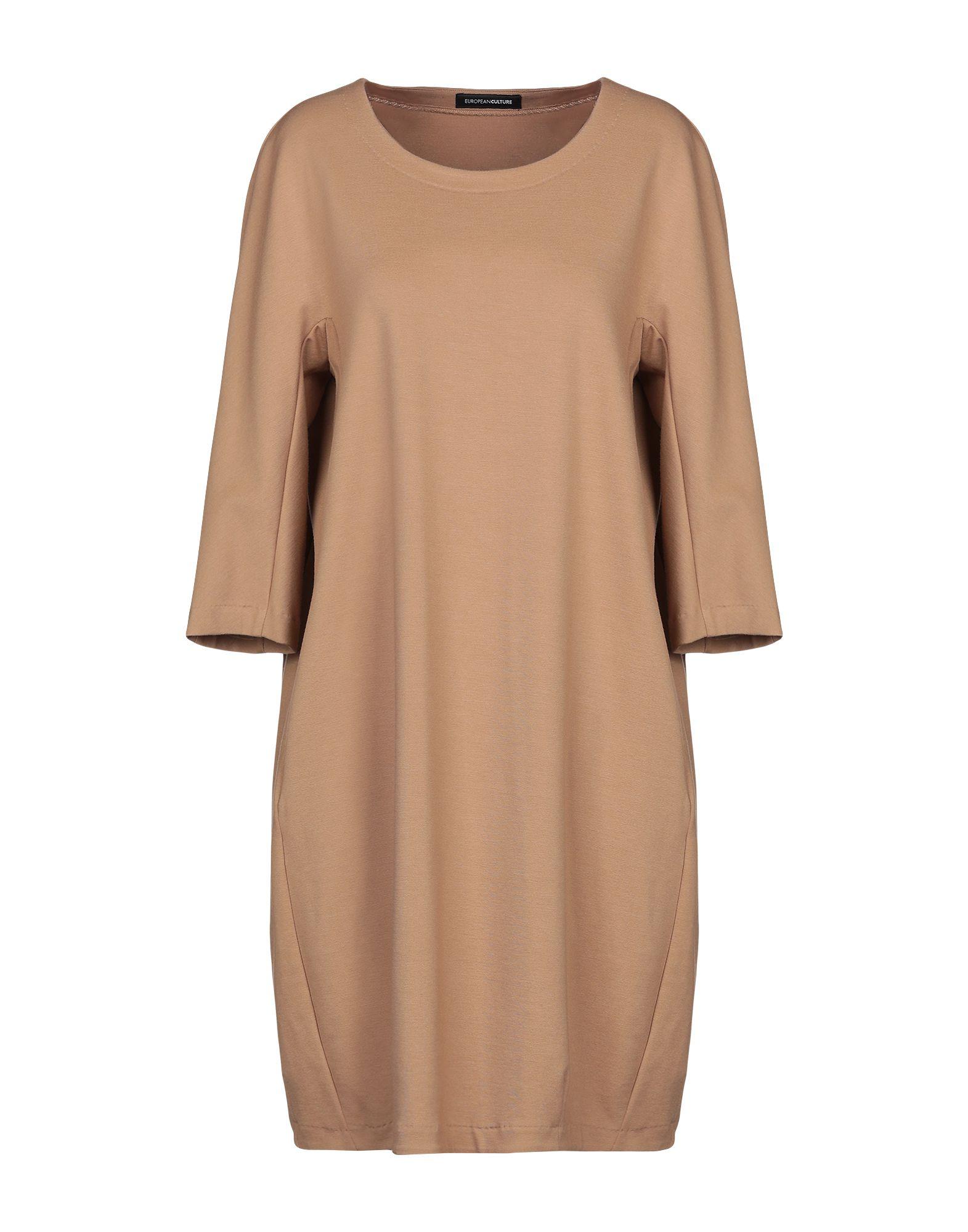 EUROPEAN CULTURE Короткое платье fornarina короткое платье