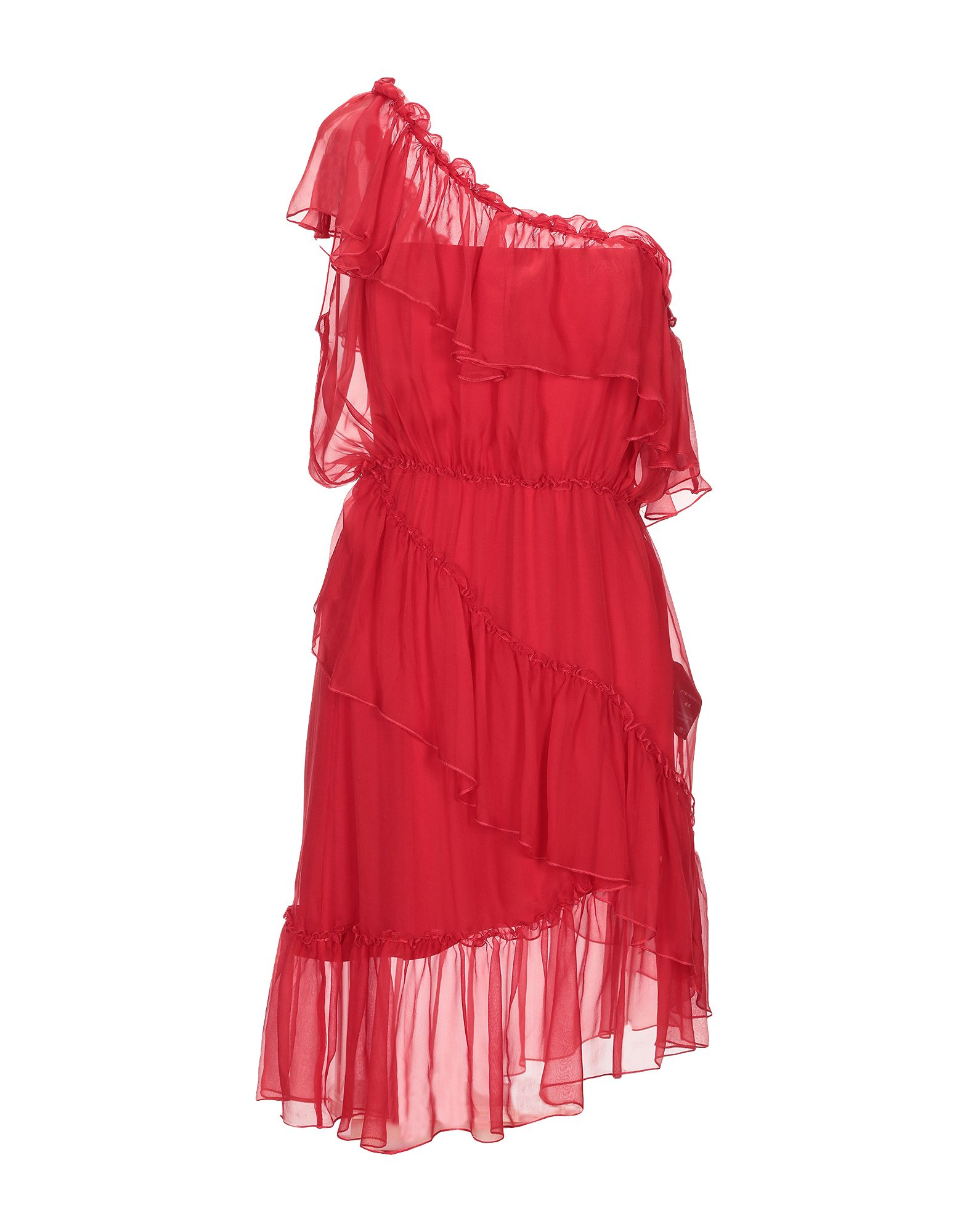 FEDERICA TOSI Платье до колена цена 2017