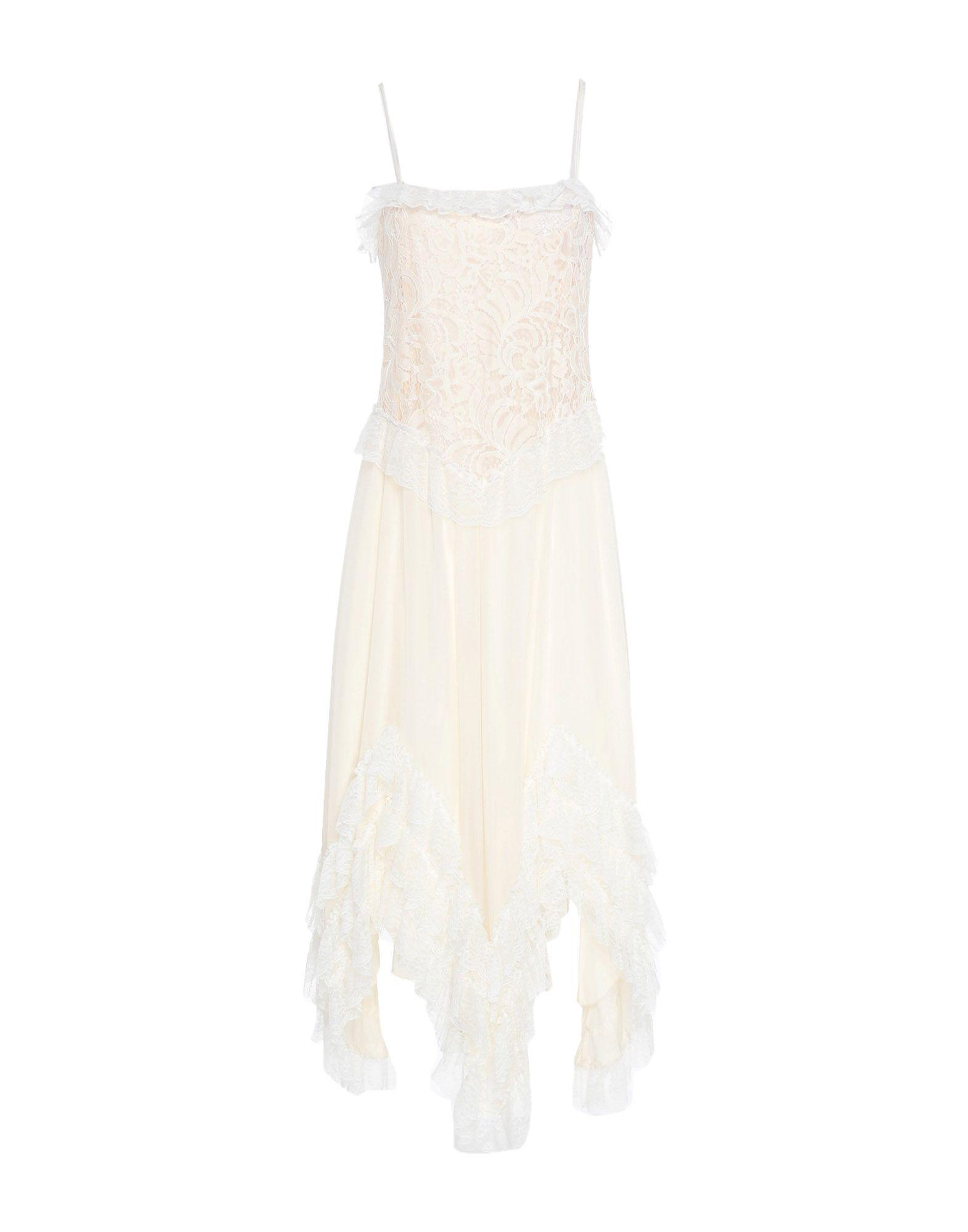 G!NA Платье длиной 3/4 g na юбка длиной 3 4