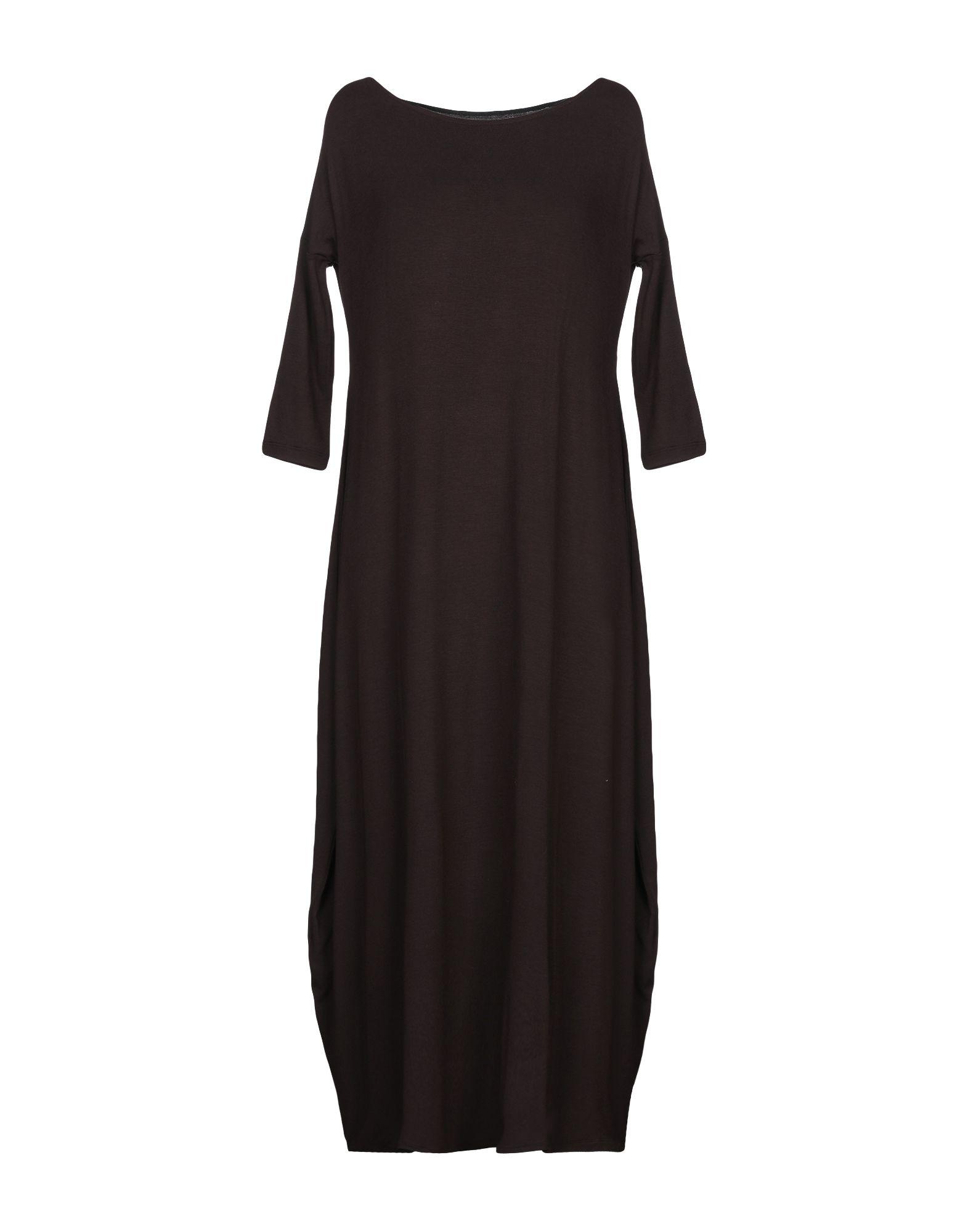 SATÌNE Платье до колена anneclaire платье до колена