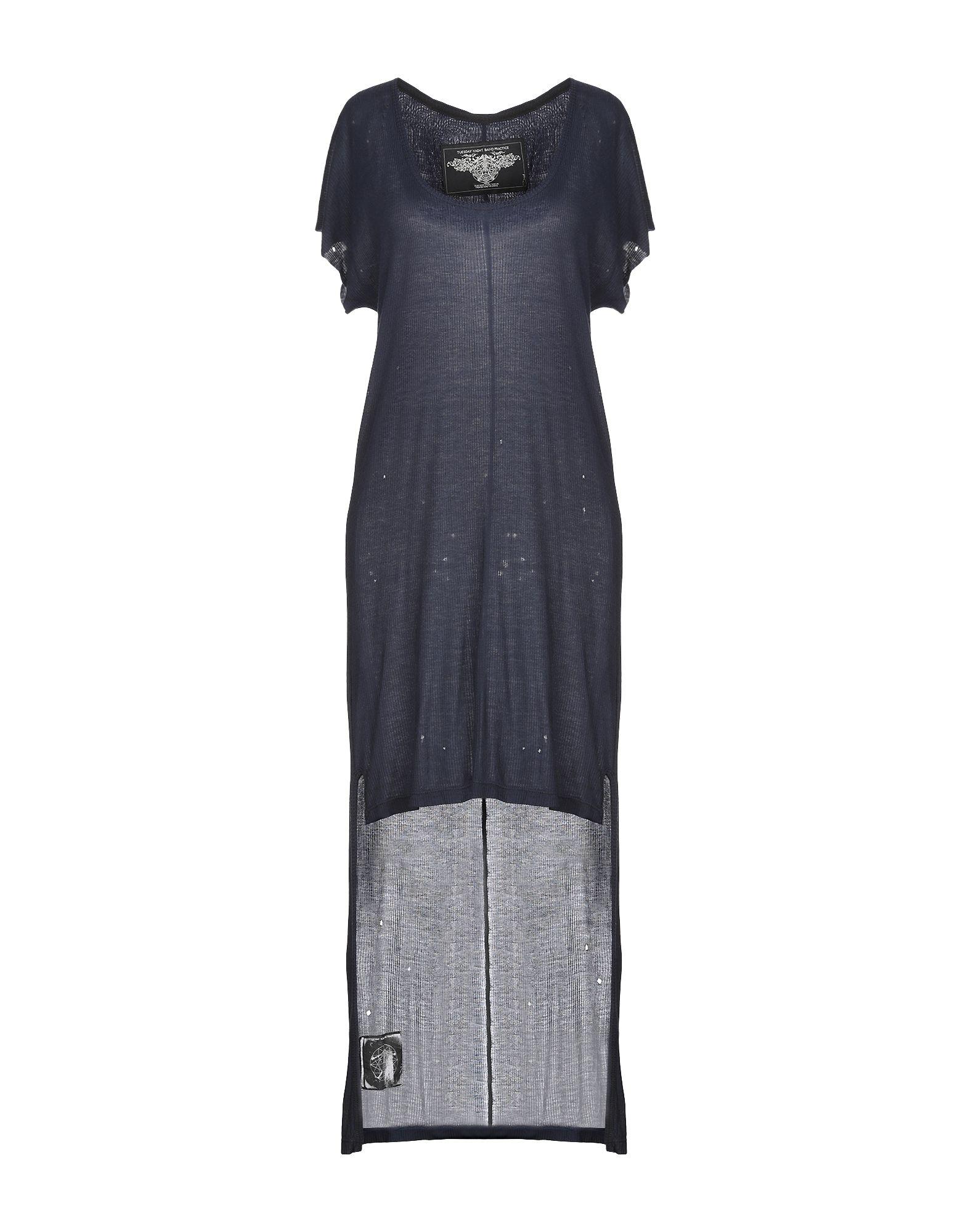 TUESDAY NIGHT BAND PRACTICE Короткое платье