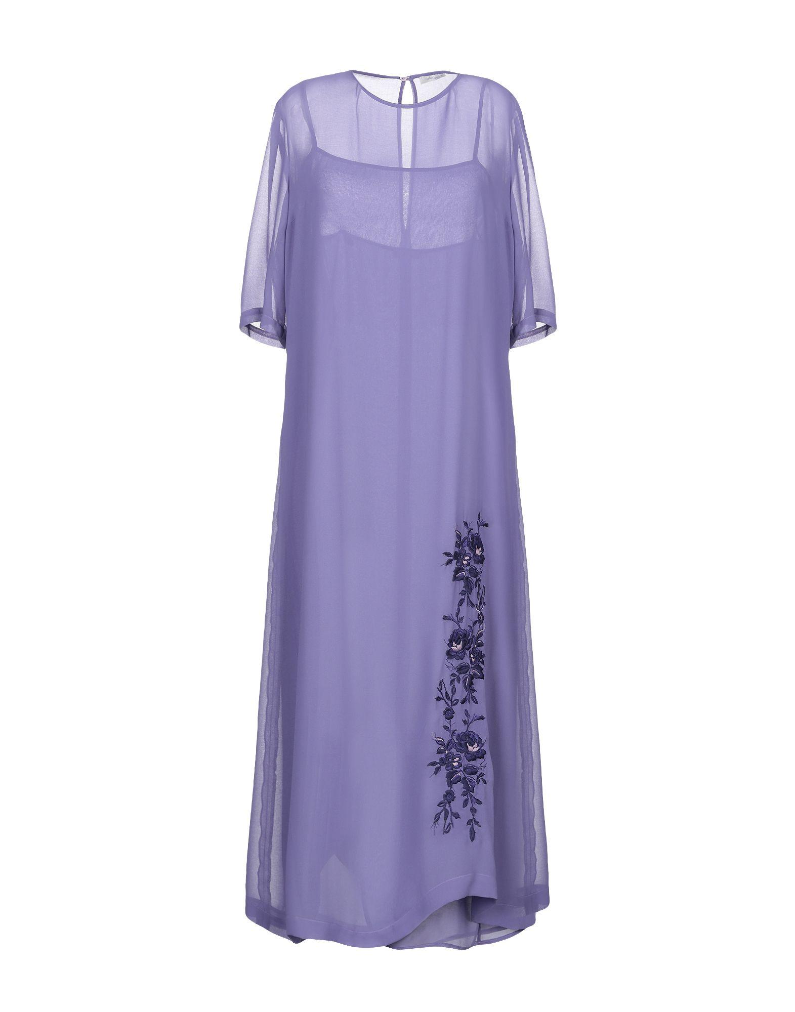 GOLD CASE Платье длиной 3/4