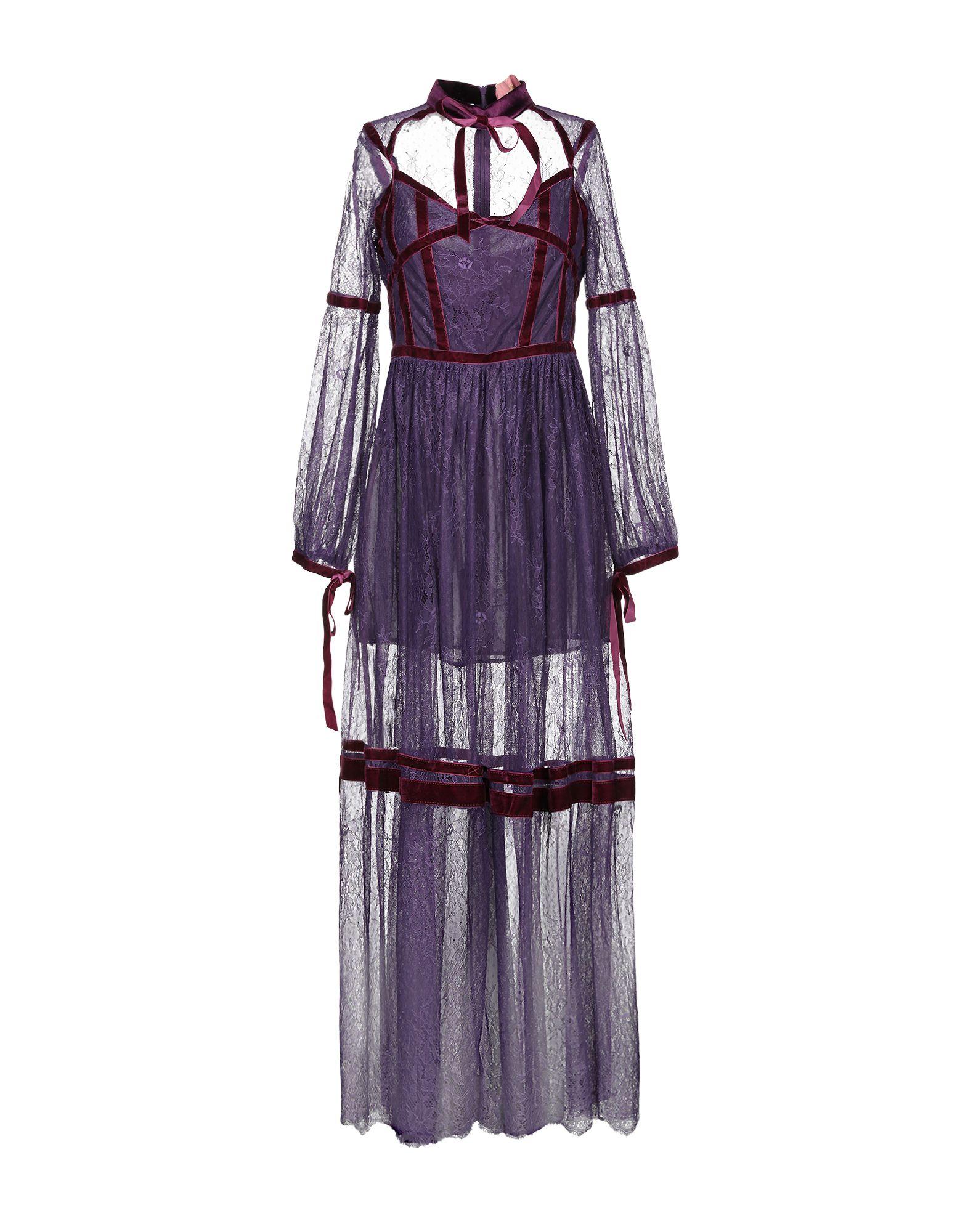 AMUSE Длинное платье