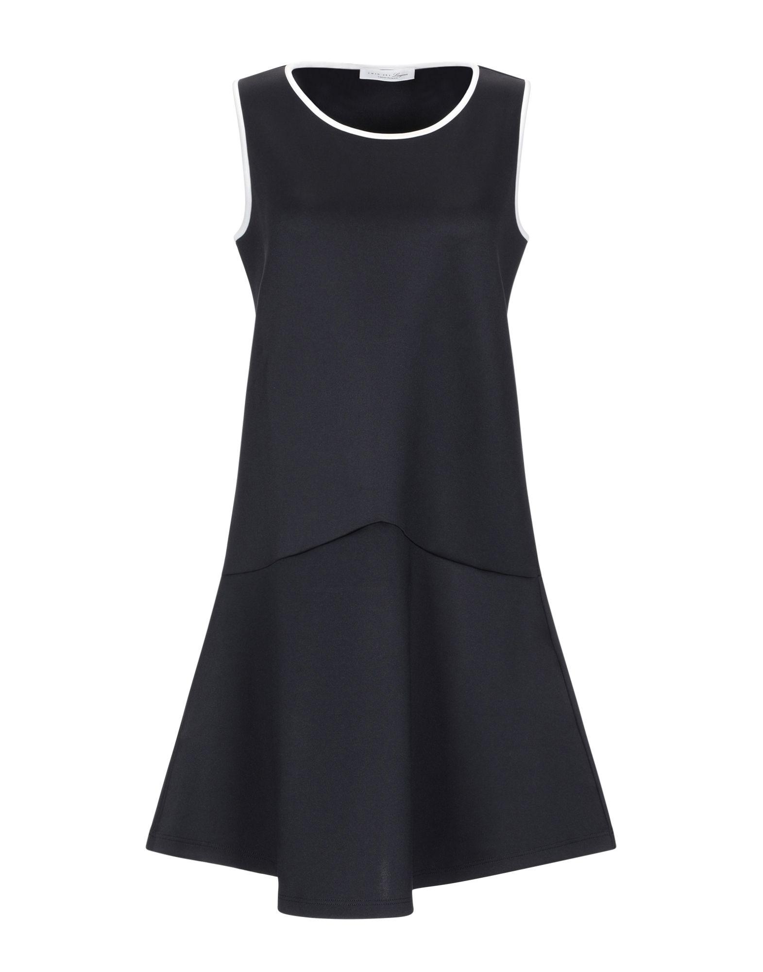 TWINSET UNDERWEAR Короткое платье цена и фото