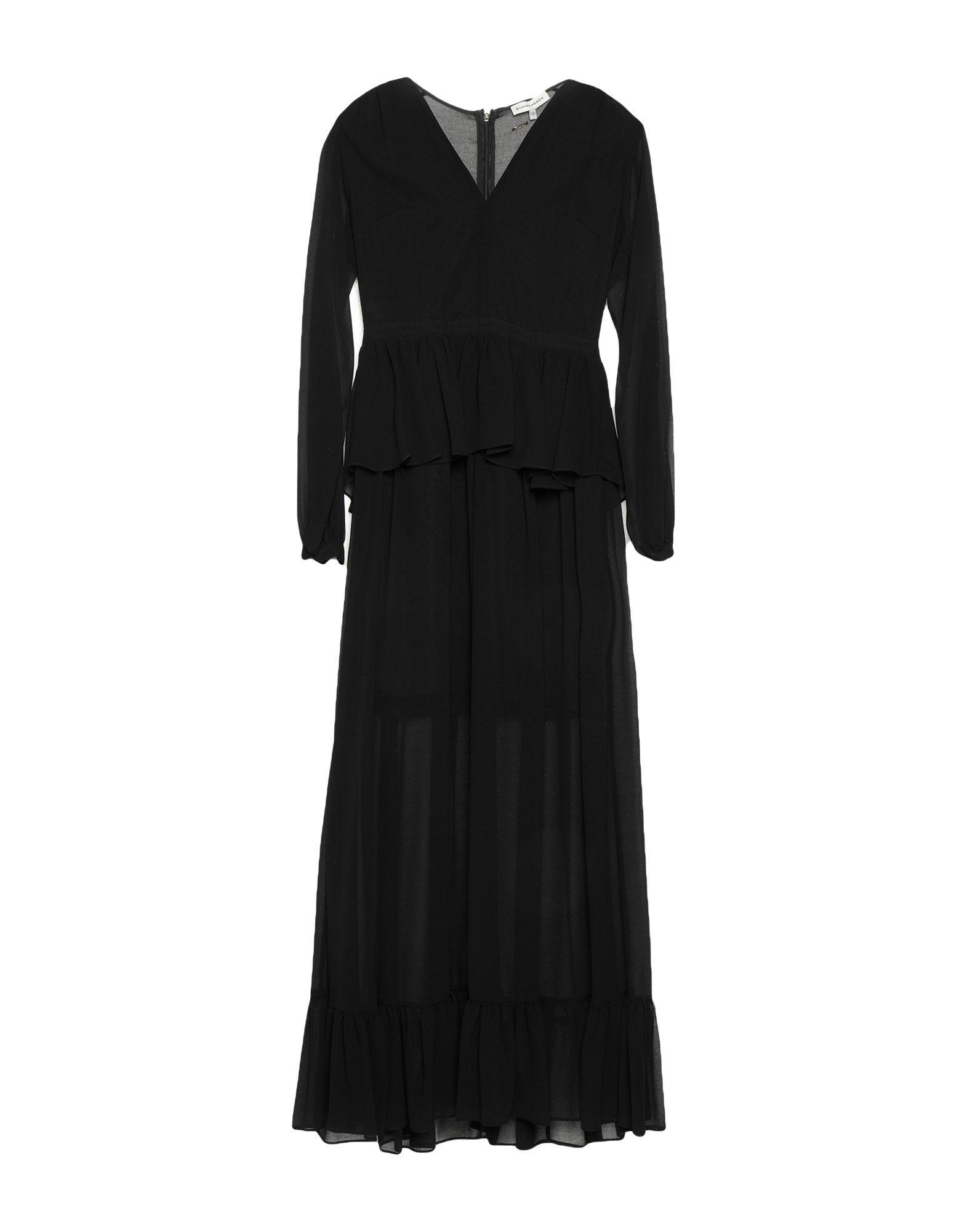 лучшая цена SILVIAN HEACH Длинное платье