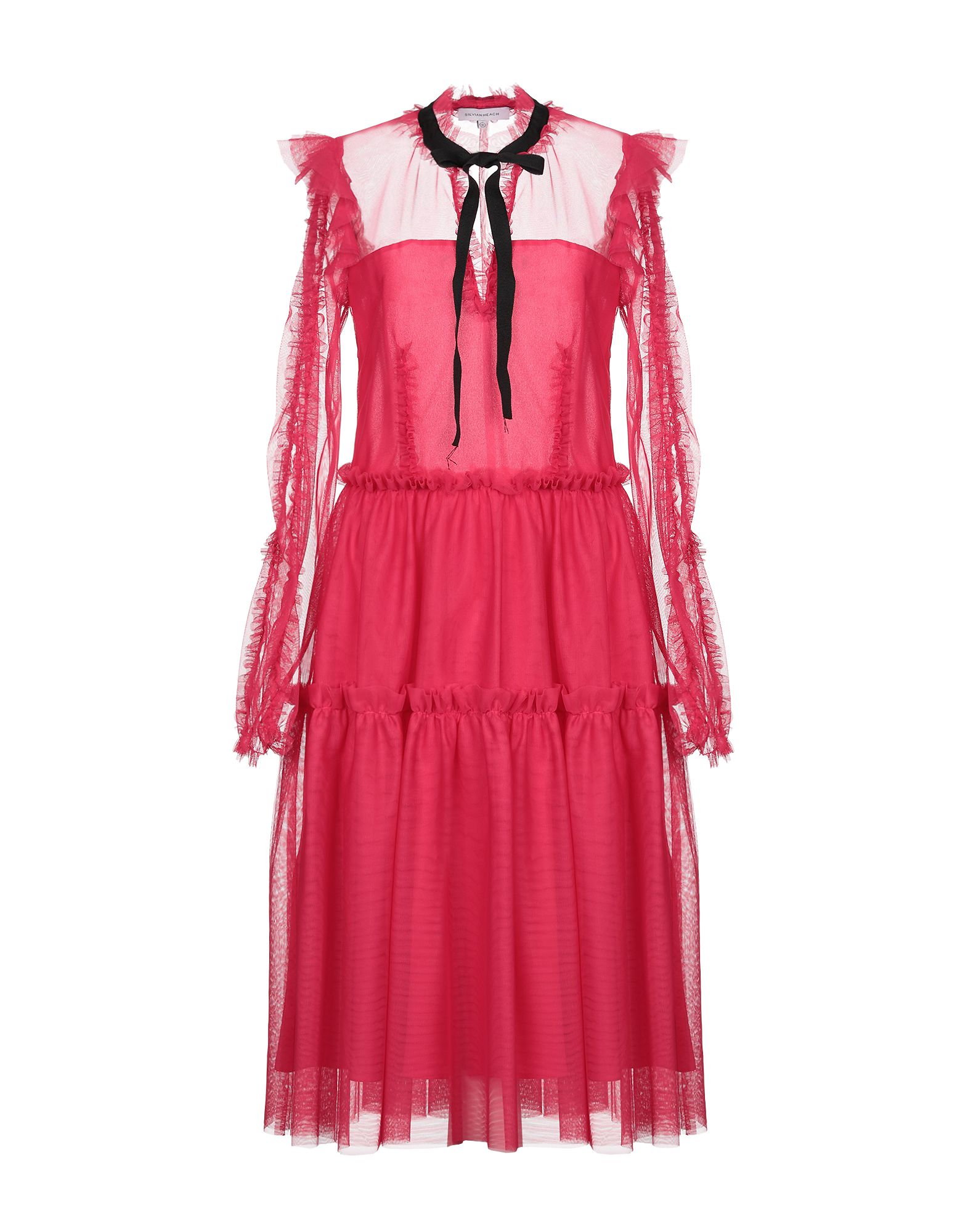 цена SILVIAN HEACH Платье до колена онлайн в 2017 году