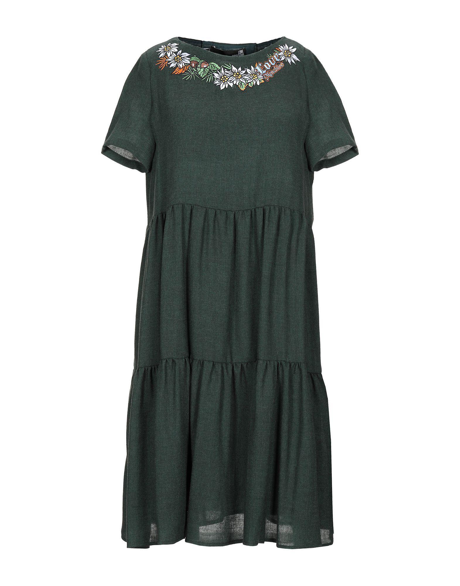 Фото - LOVE MOSCHINO Короткое платье moschino короткое платье