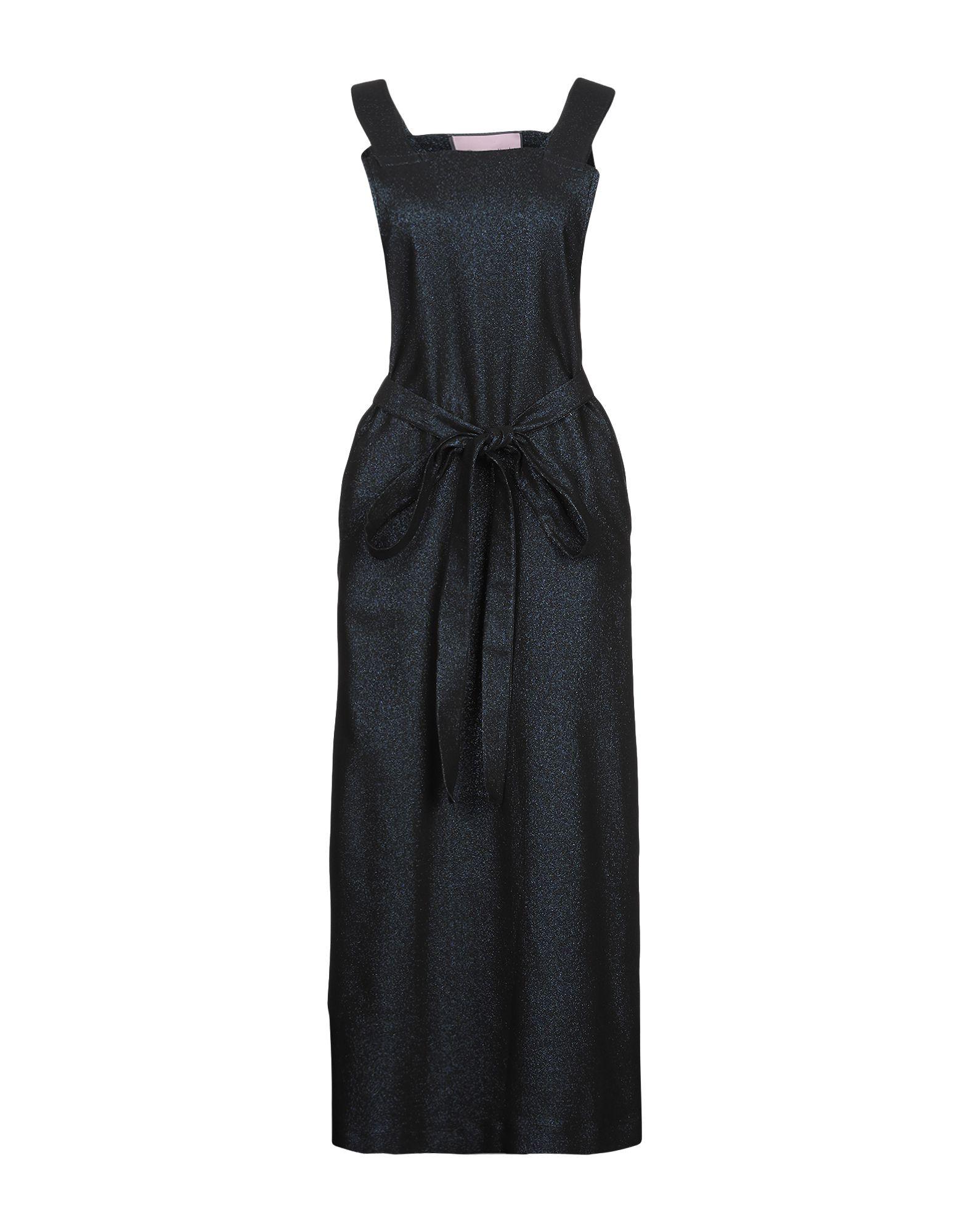 GIOVANNA NICOLAI Длинное платье stine goya длинное платье