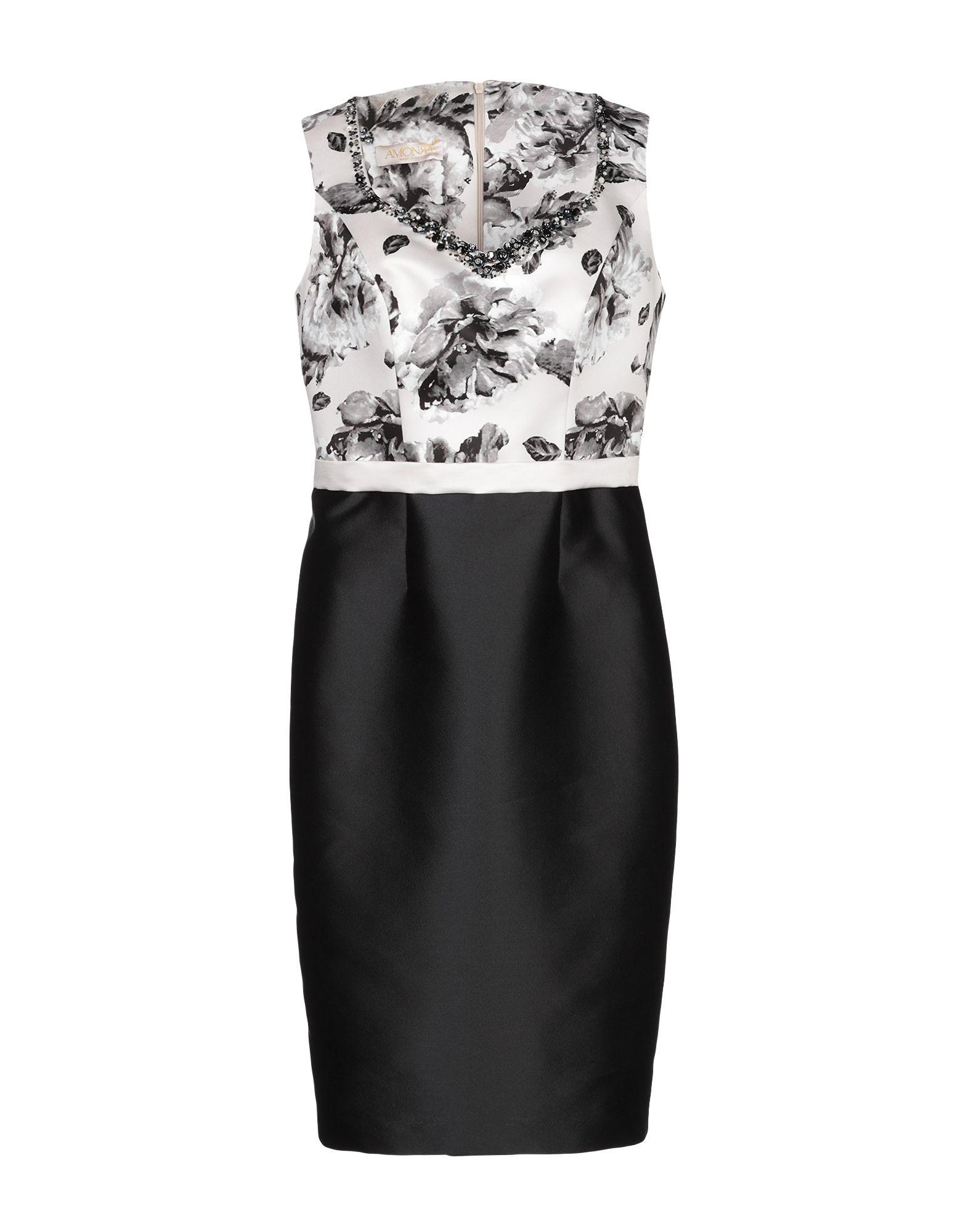 AMONREE Короткое платье