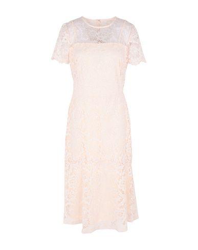 Фото - Платье длиной 3/4 от LAUREN RALPH LAUREN цвет телесный
