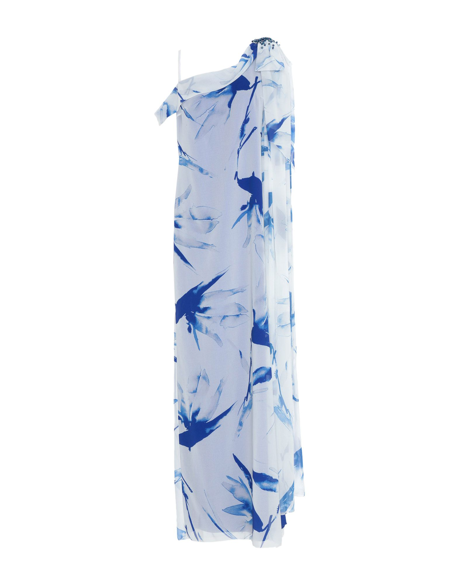 ANTONIO D'ERRICO Длинное платье длинное платье с узорами lamiavita