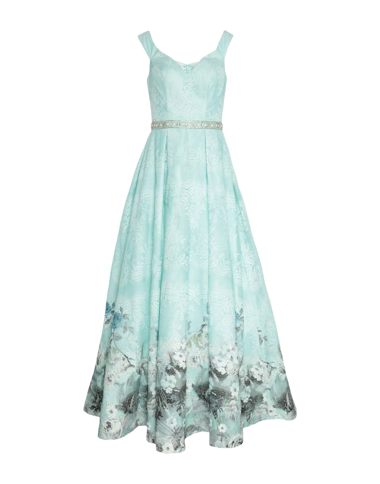 MIKAEL Длинное платье oz10 длинное платье
