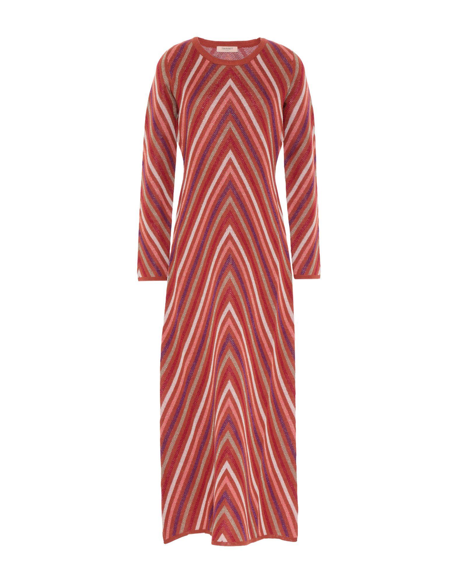 TWINSET Длинное платье oz10 длинное платье