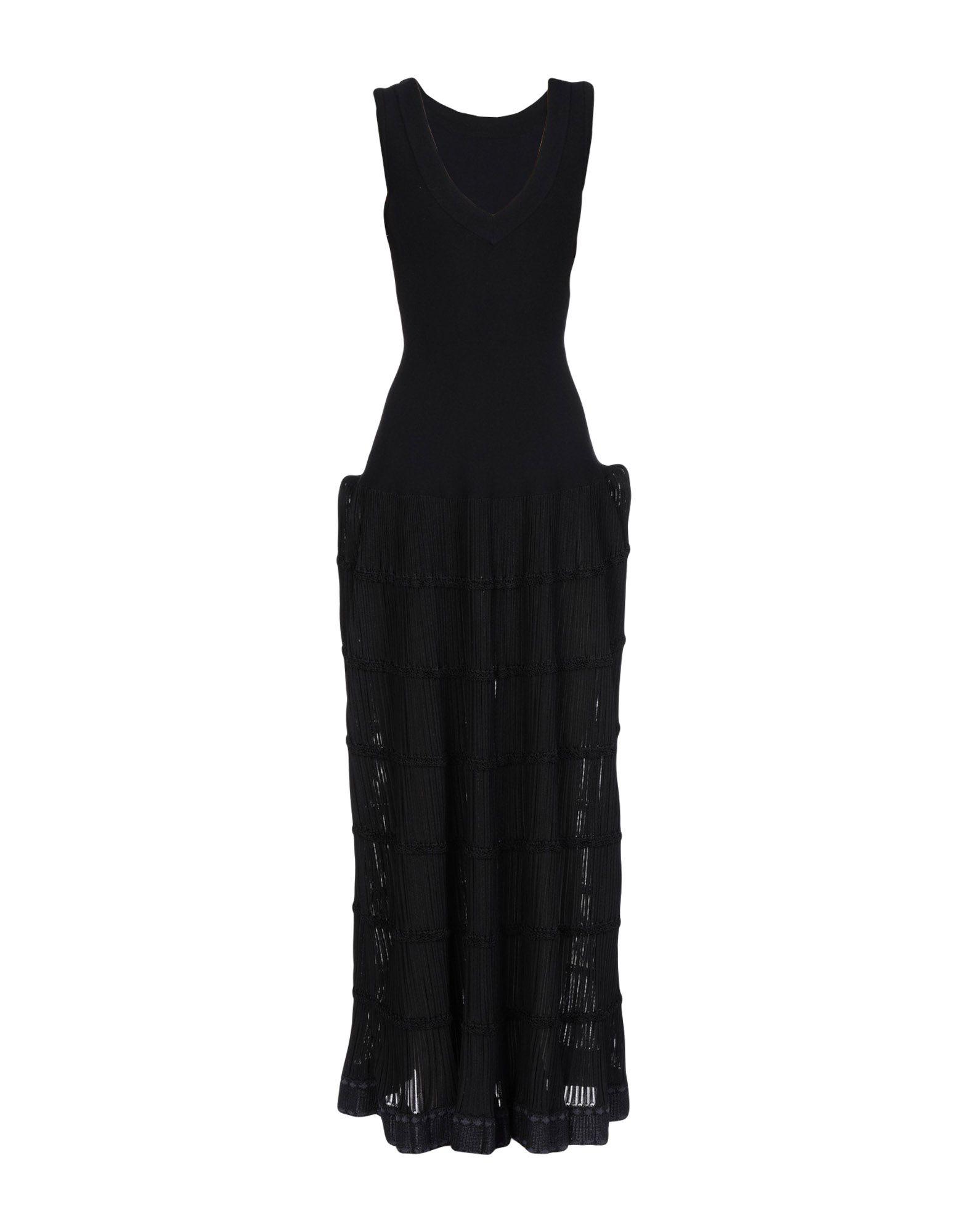 ALAÏA Длинное платье mu длинное платье