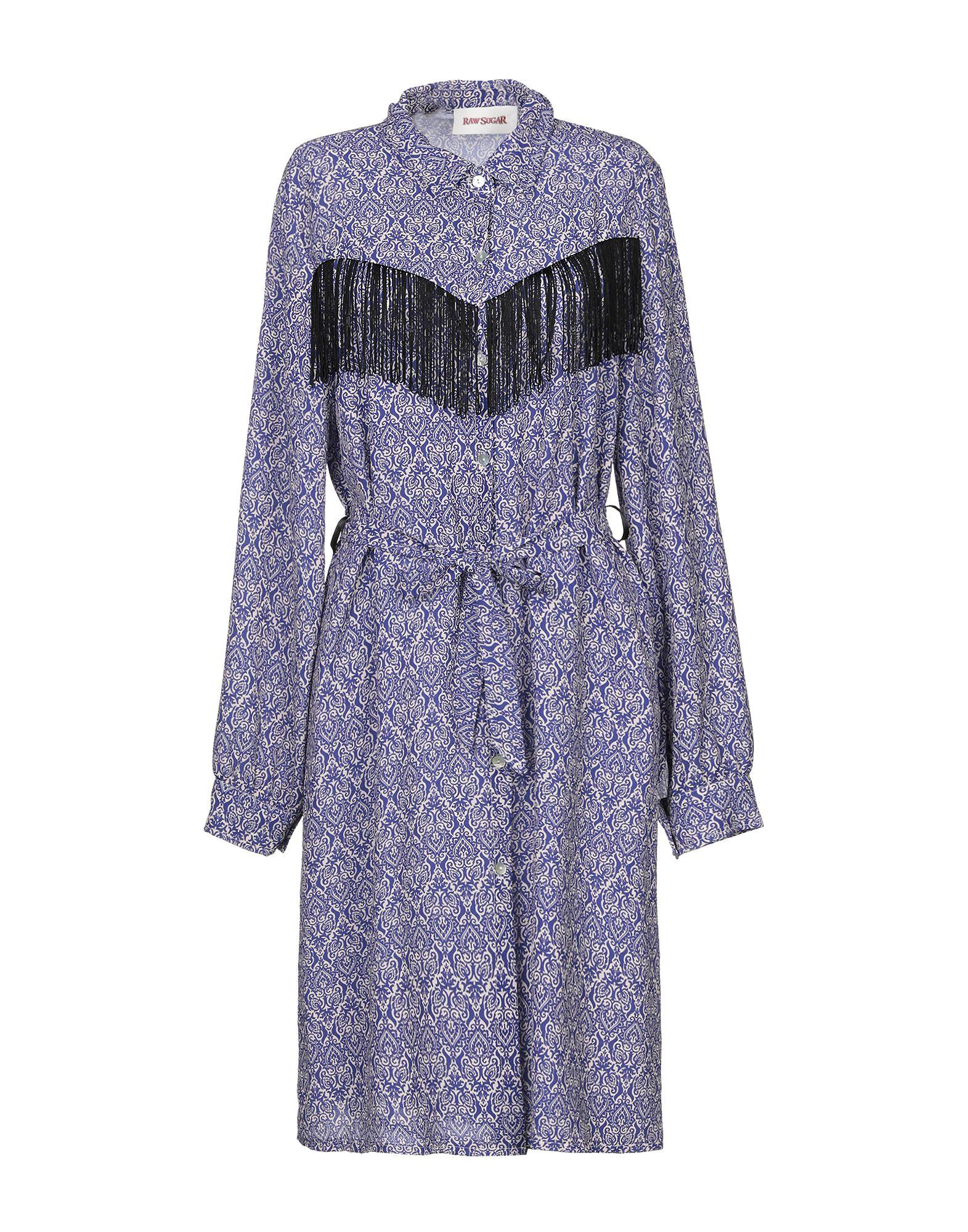 RAW SUGAR Короткое платье raw sugar блузка