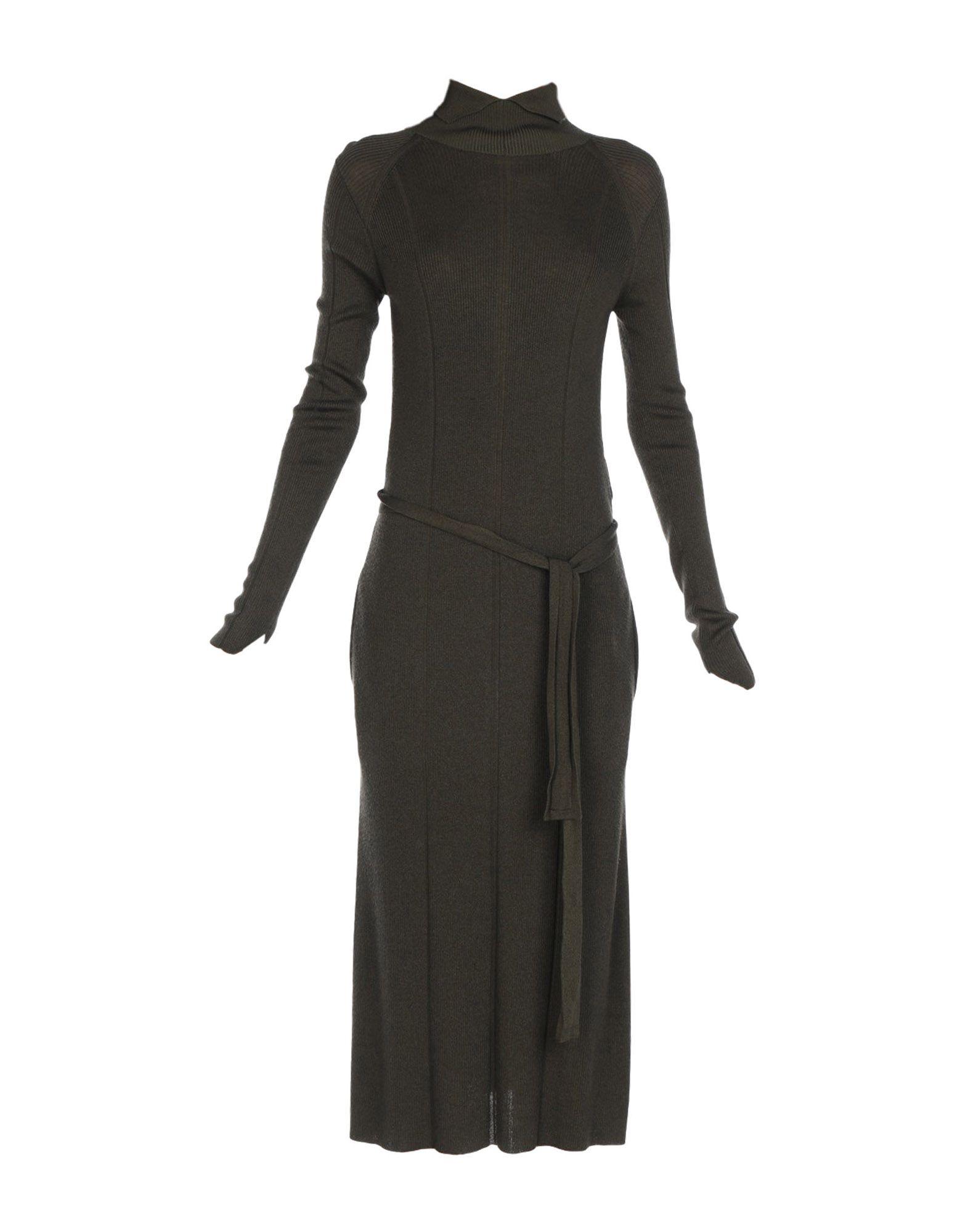 CELINE Платье длиной 3/4 платье туника celine